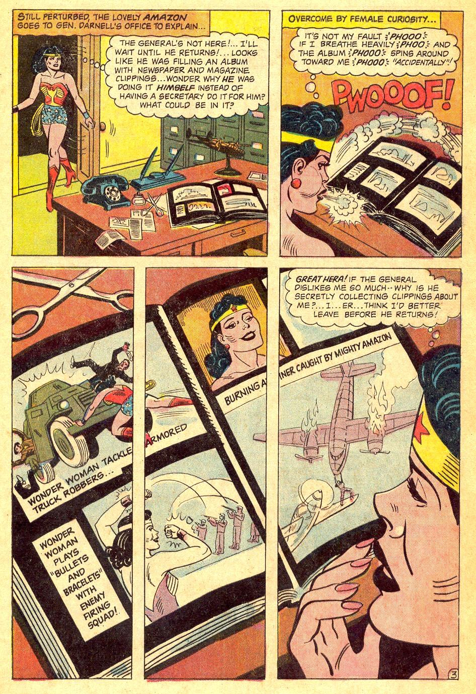 Read online Wonder Woman (1942) comic -  Issue #164 - 5