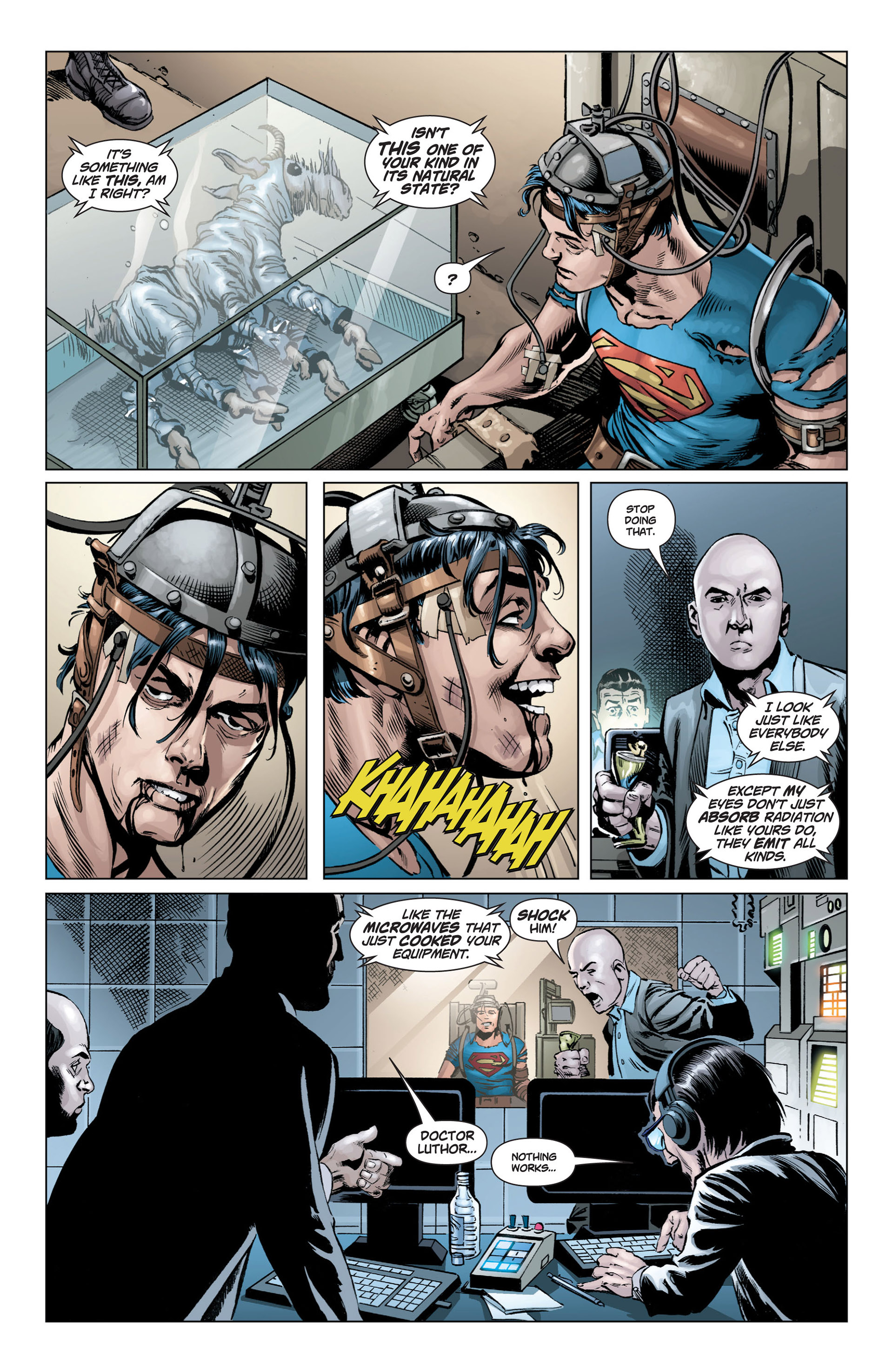 Read online Action Comics (2011) comic -  Issue #2 - 11