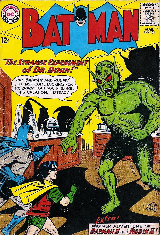 Batman (1940) 154 Page 1