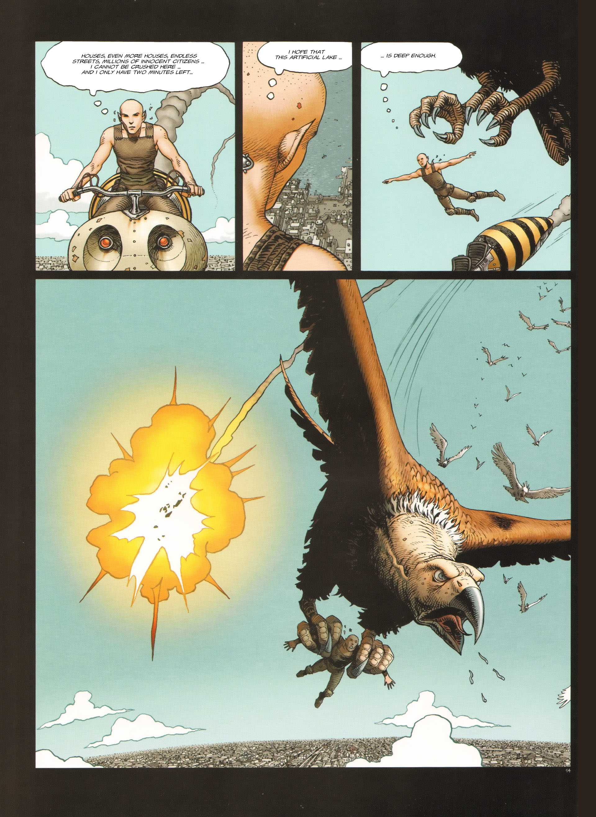 Read online Megalex (2014) comic -  Issue #3 - 17