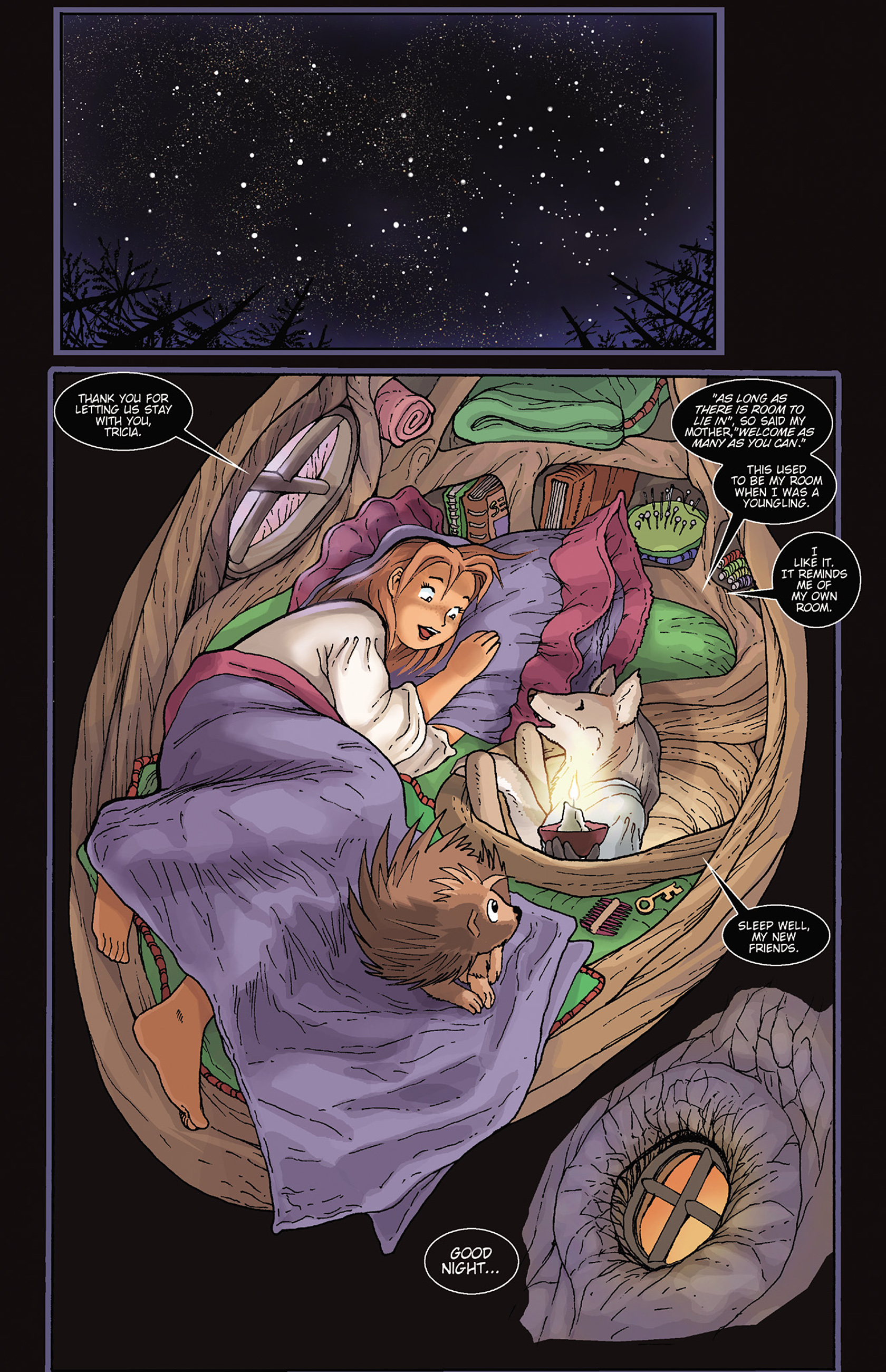 Read online Courageous Princess comic -  Issue # TPB 1 - 181