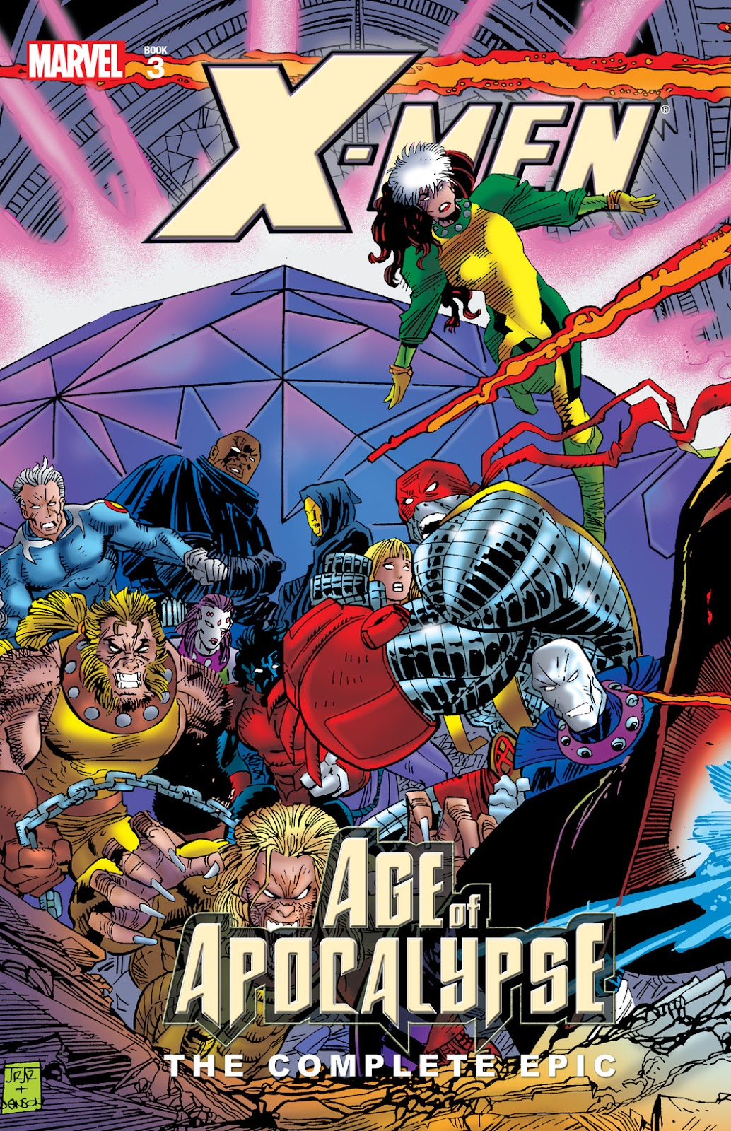 X-Men: The Complete Age of Apocalypse Epic issue TPB_3 - Page 1