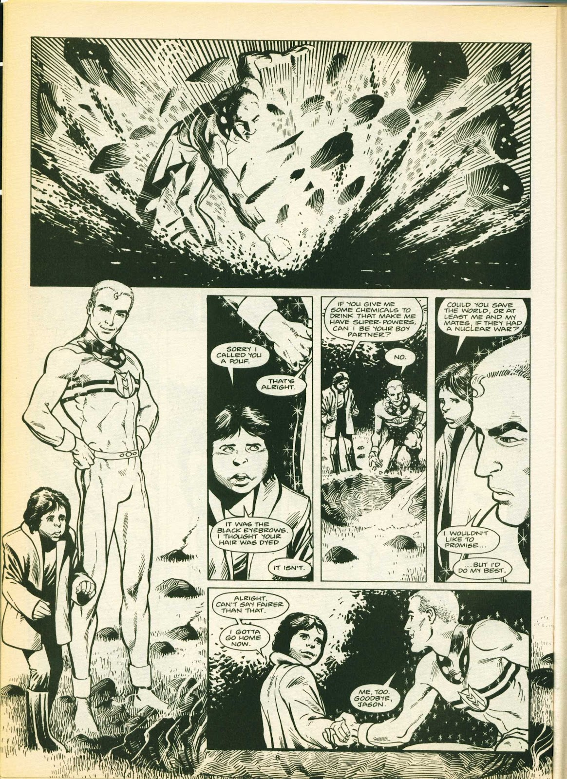 Warrior Issue #14 #15 - English 8