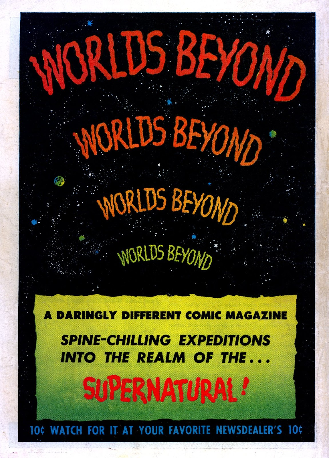 Read online This Magazine Is Haunted comic -  Issue #1 - 36