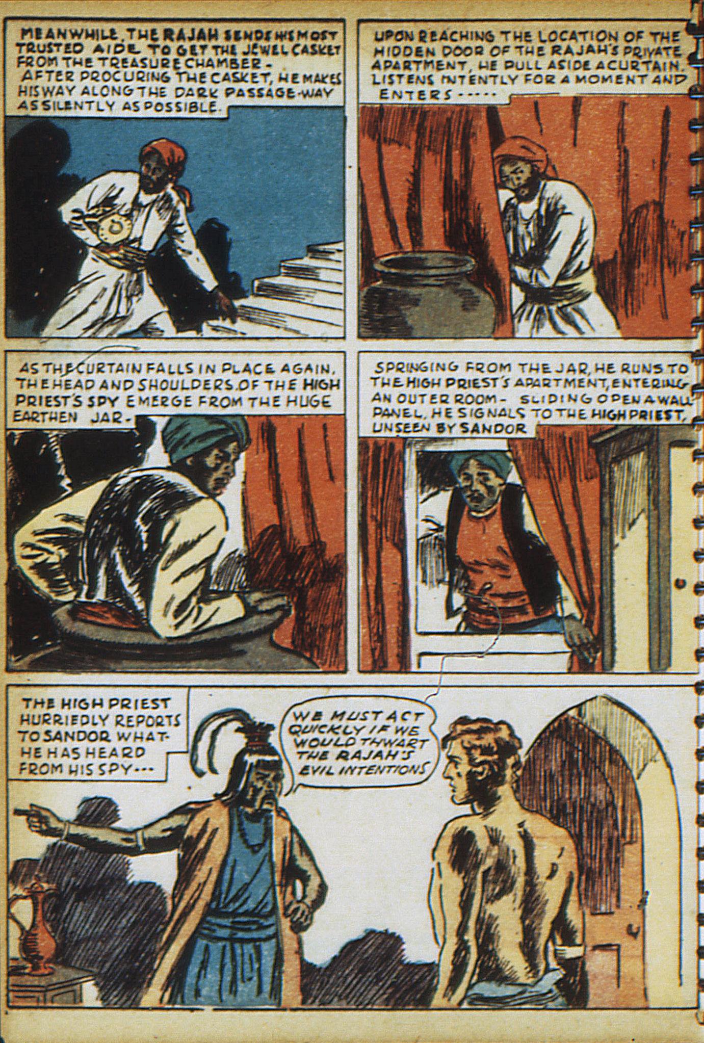 Read online Adventure Comics (1938) comic -  Issue #17 - 53