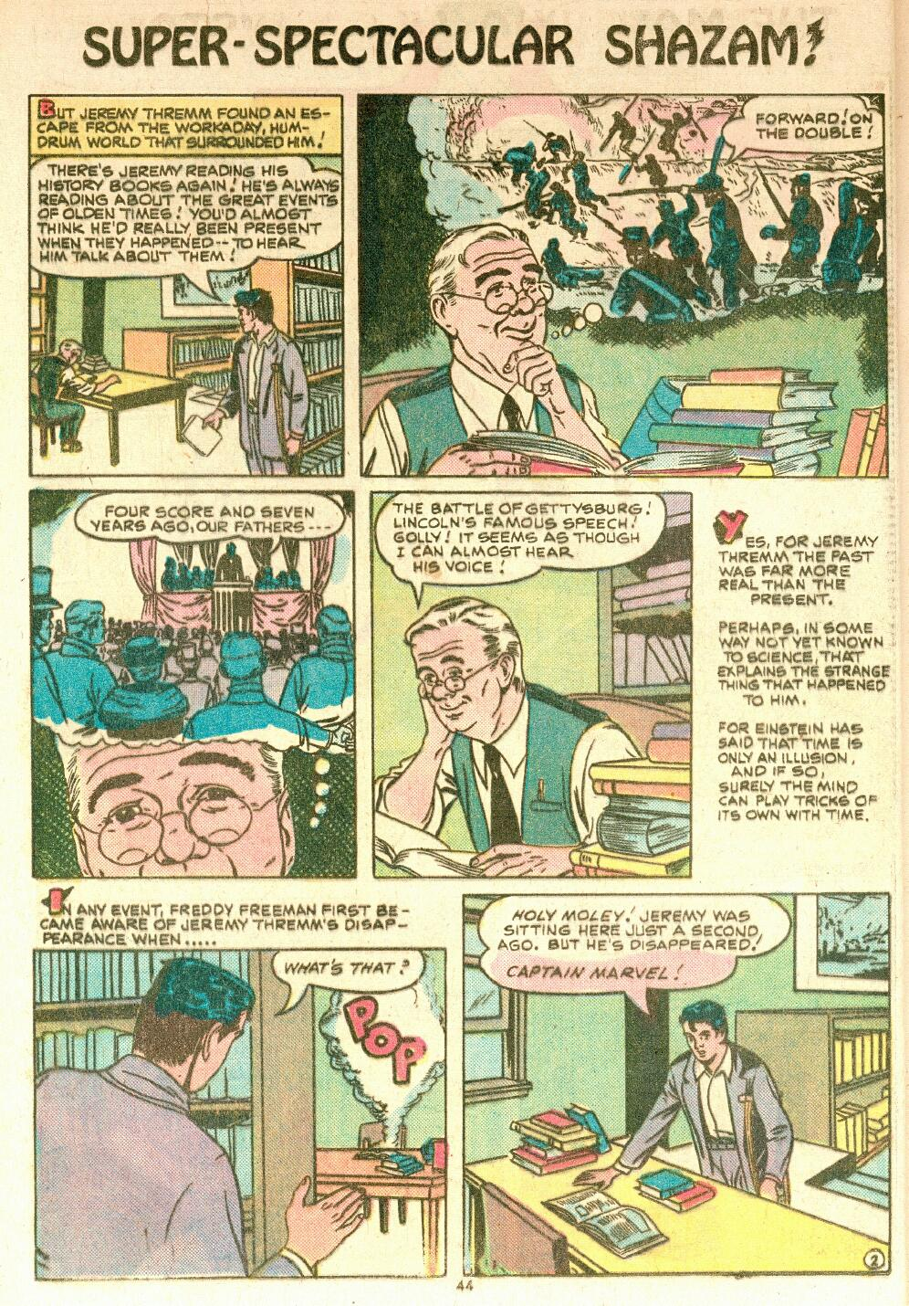 Read online Shazam! (1973) comic -  Issue #14 - 36