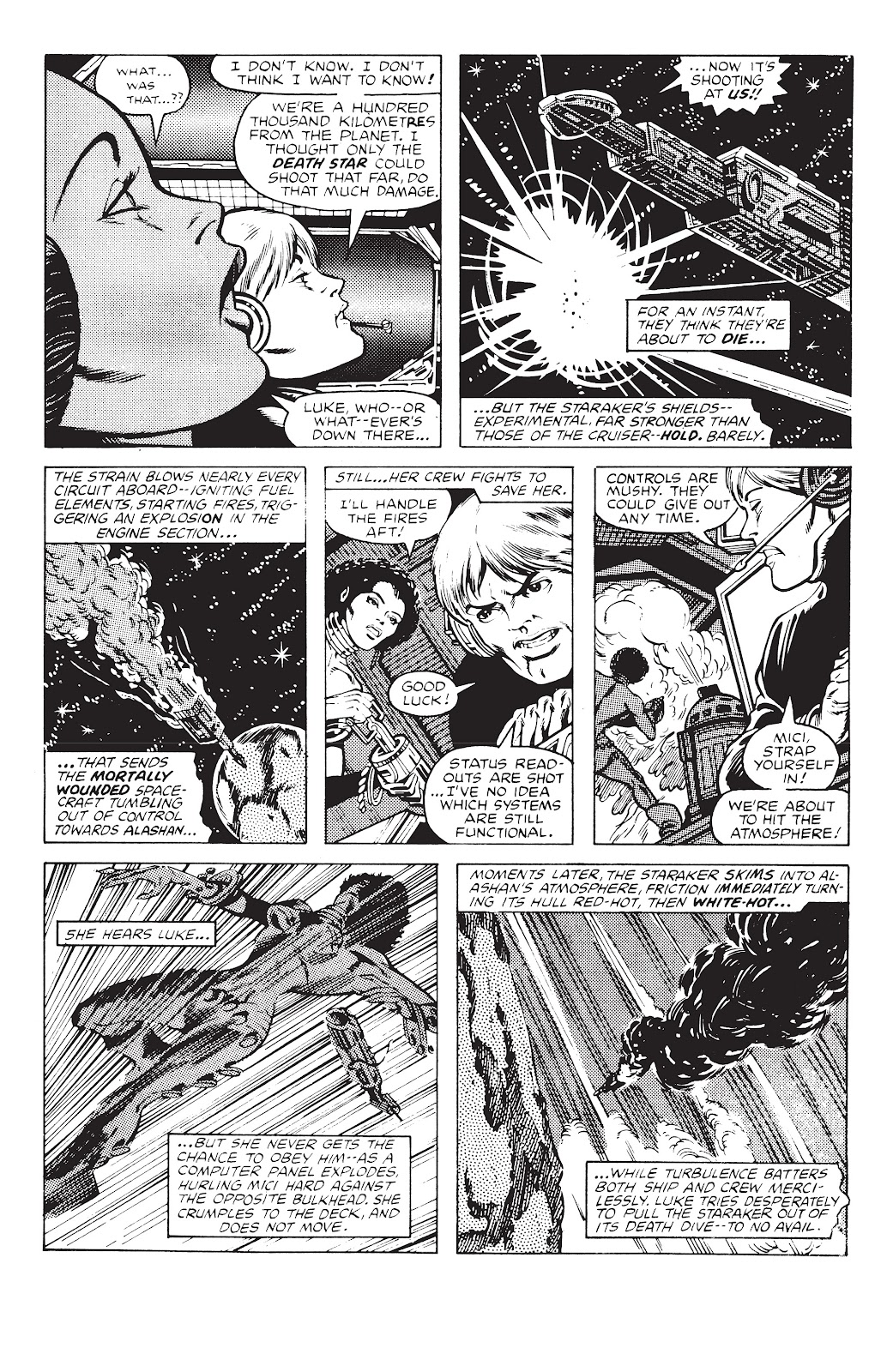 Read online Star Wars Legends: The Original Marvel Years - Epic Collection comic -  Issue # TPB 2 (Part 4) - 94