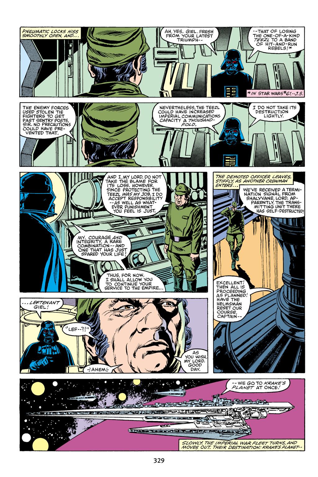 Read online Star Wars Omnibus comic -  Issue # Vol. 16 - 323