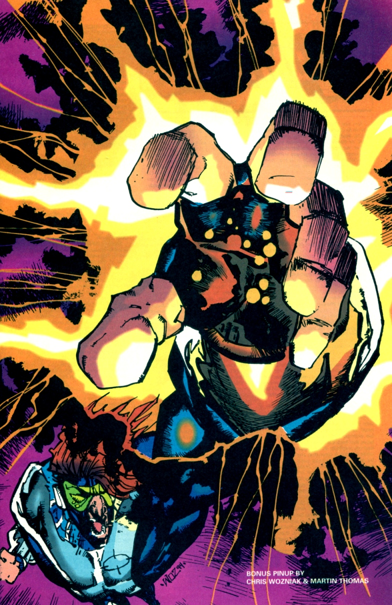 Read online Gunfire comic -  Issue #11 - 31