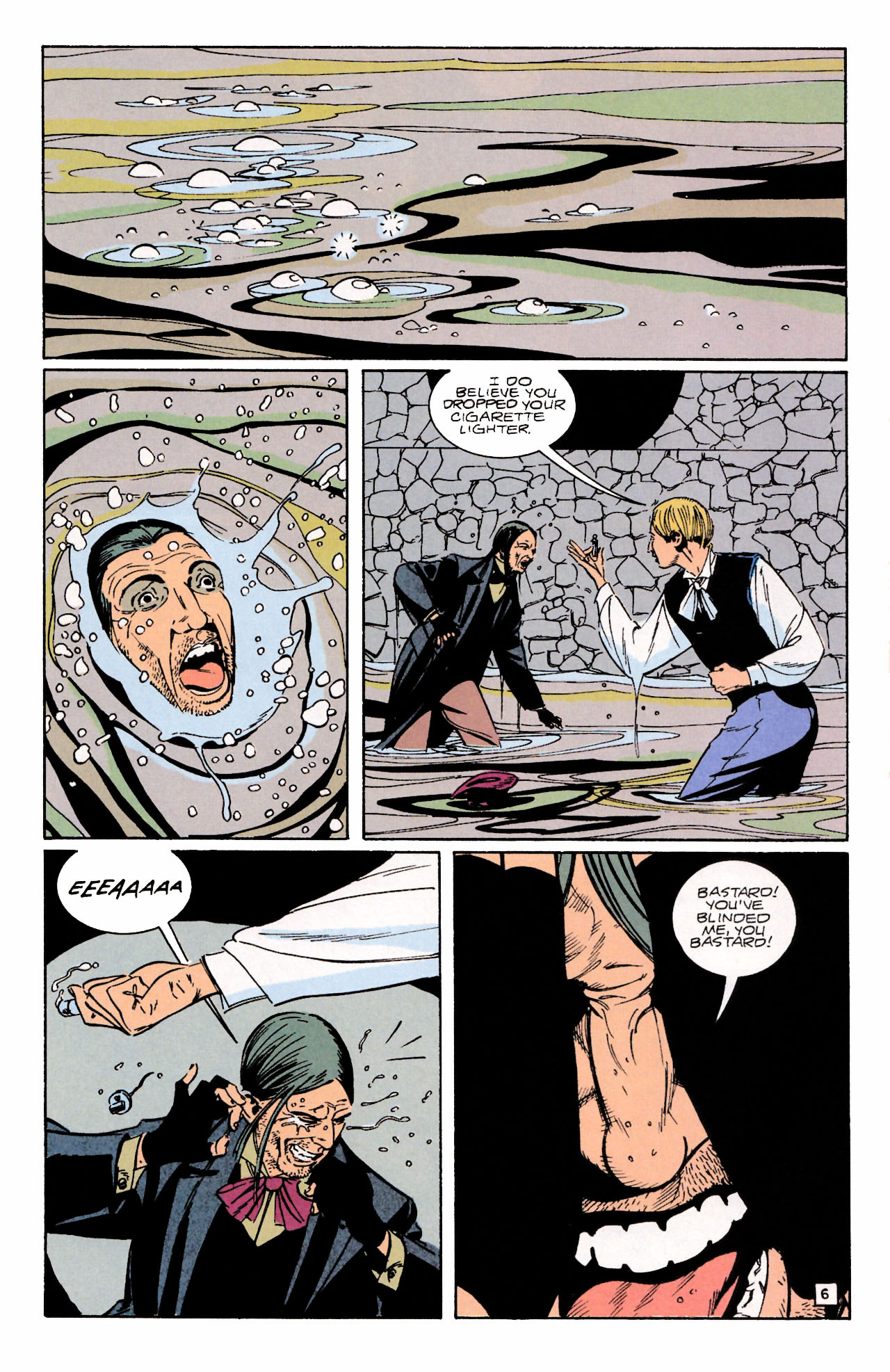 Read online Sebastian O comic -  Issue #2 - 8