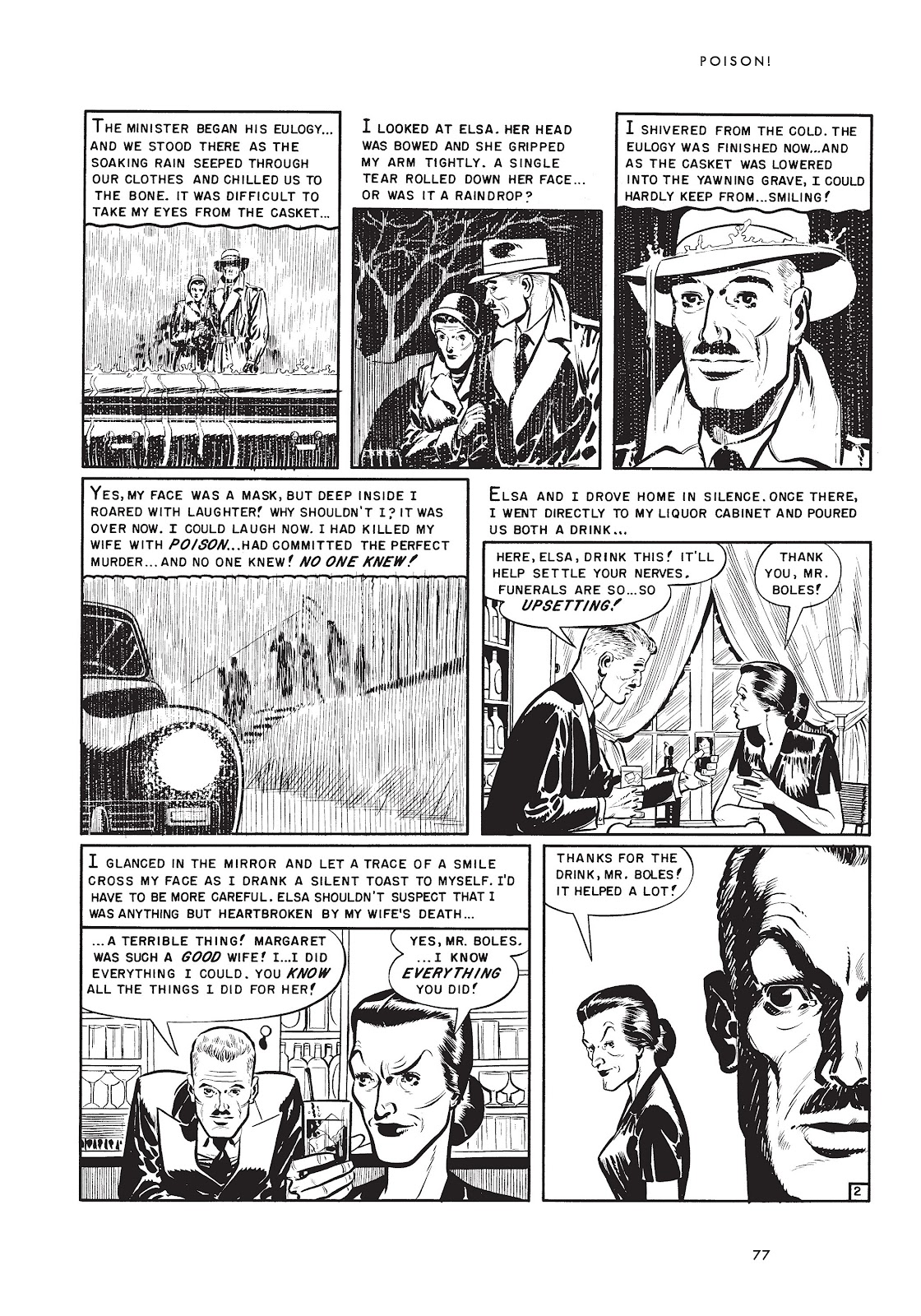 Read online Voodoo Vengeance and Other Stories comic -  Issue # TPB (Part 1) - 94