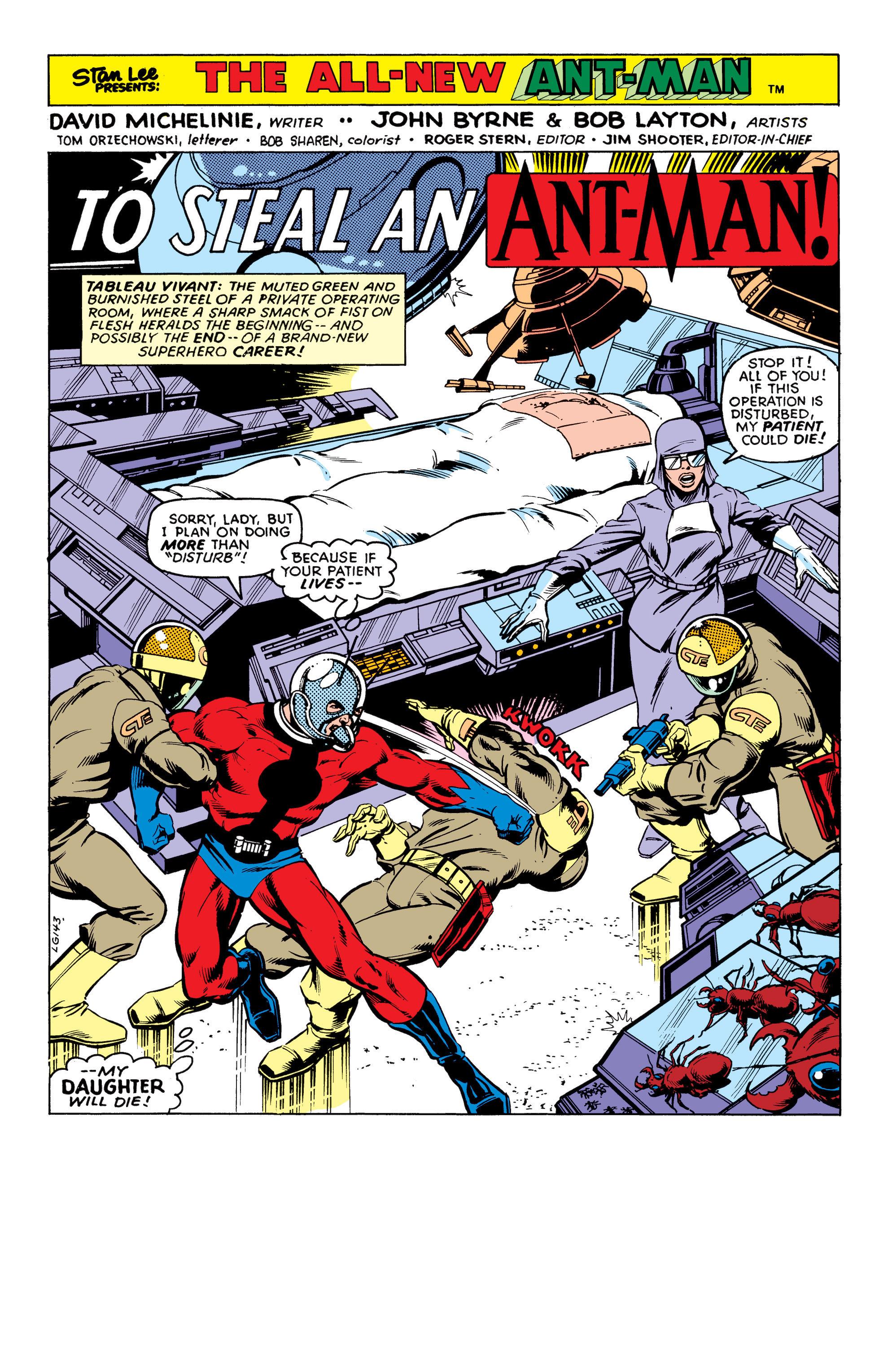Read online Ant-Man: Scott Lang comic -  Issue #Ant-Man: Scott Lang TPB - 5