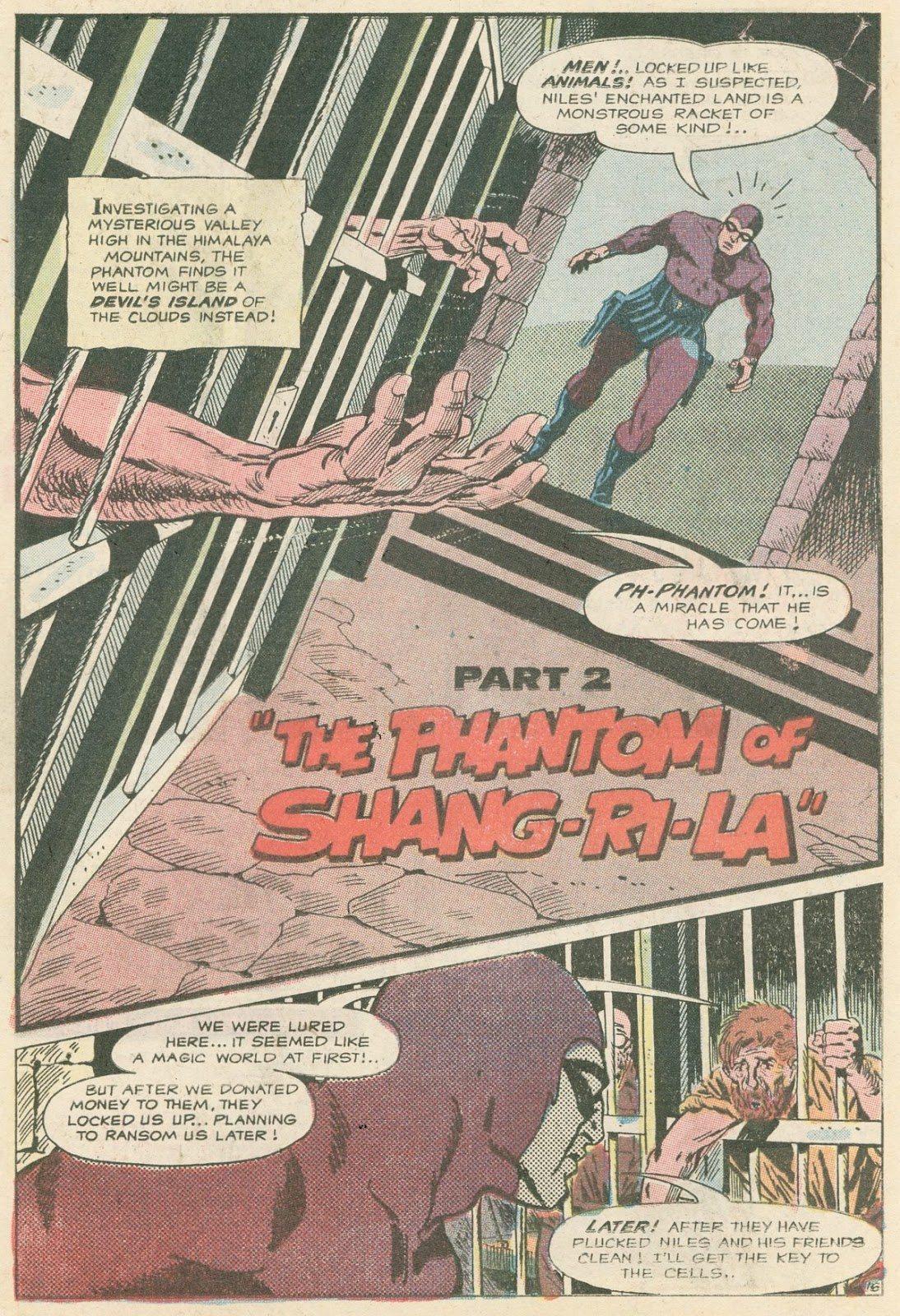The Phantom (1969) issue 31 - Page 20