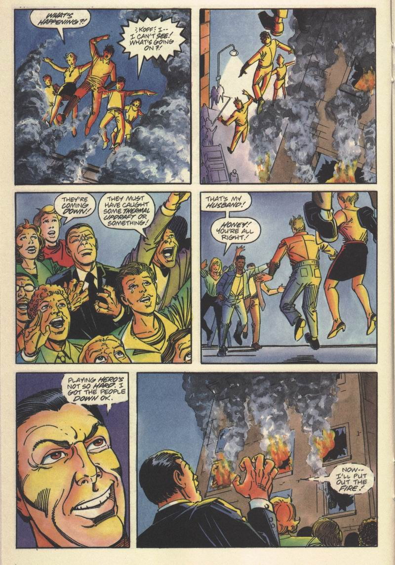 Read online Solar, Man of the Atom comic -  Issue #15 - 12