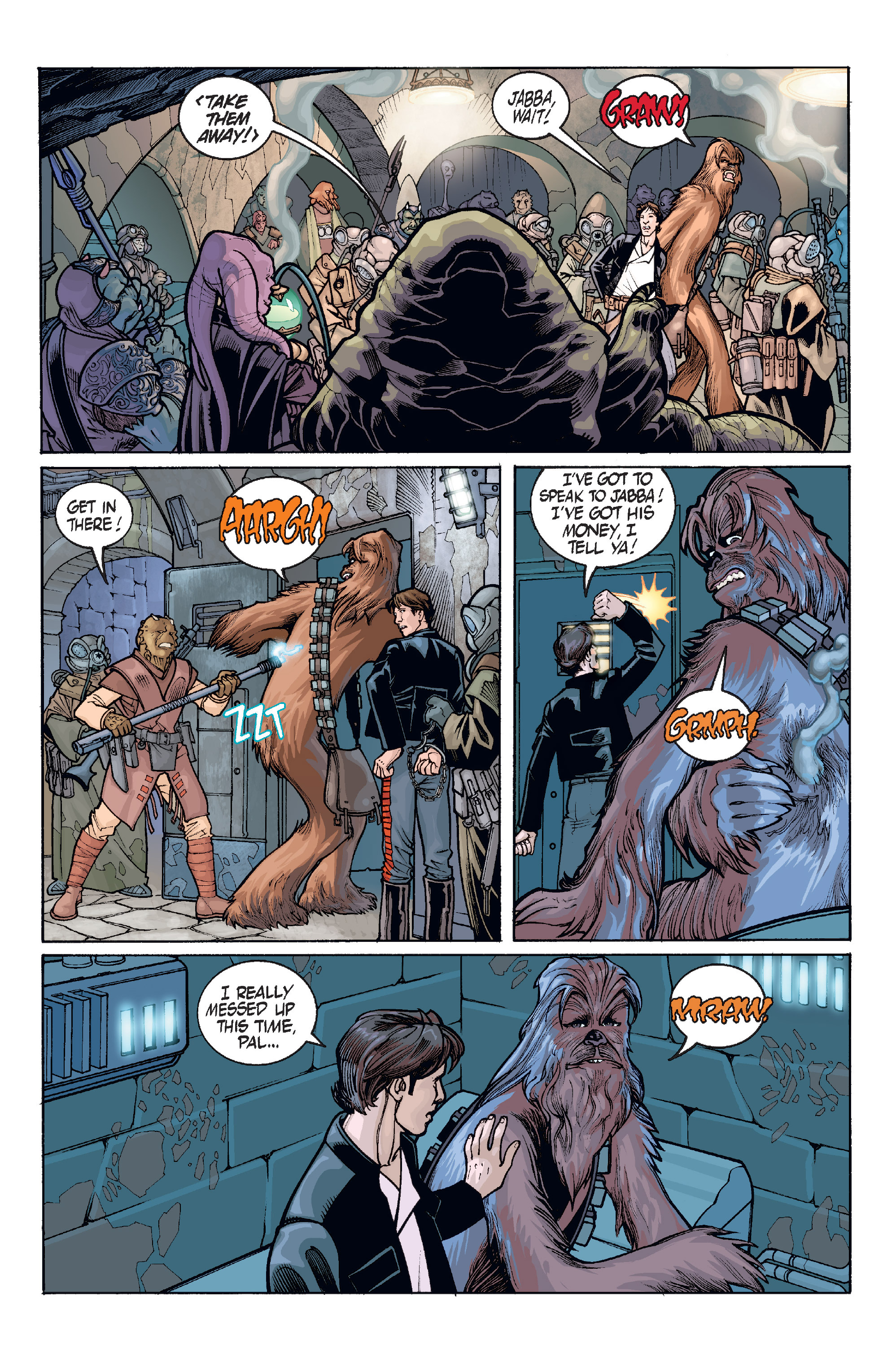 Read online Star Wars Omnibus comic -  Issue # Vol. 27 - 150