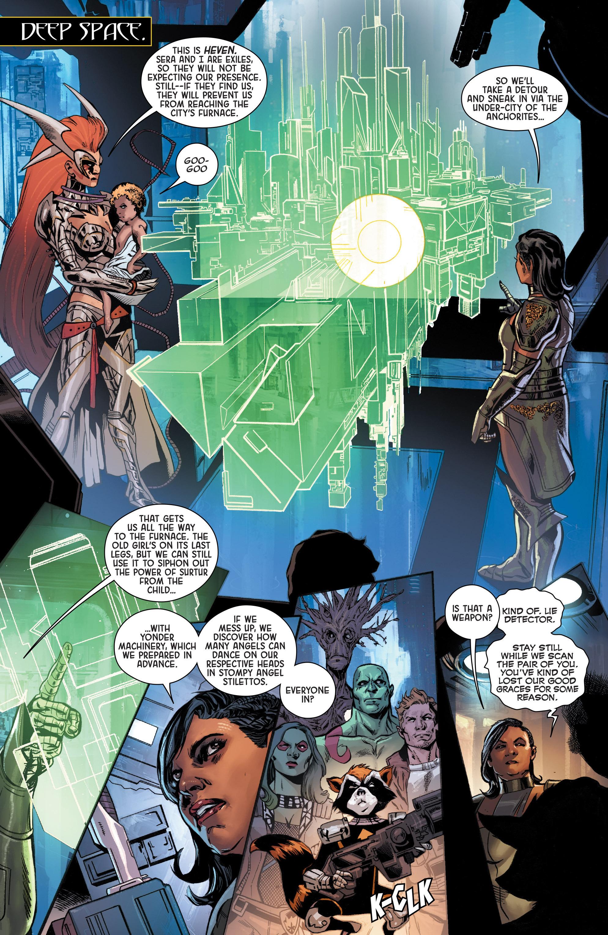 Read online Angela: Asgard's Assassin comic -  Issue #5 - 3