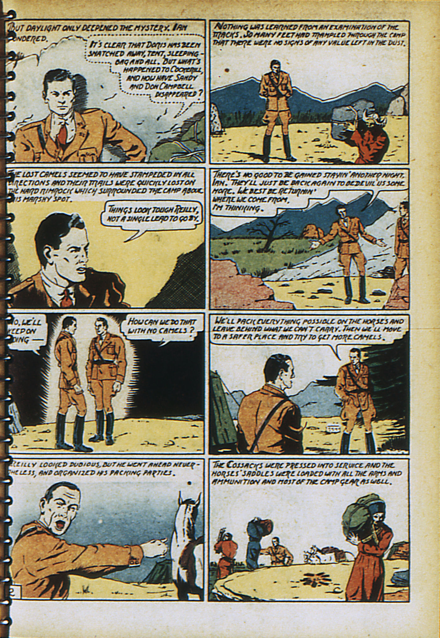 Read online Adventure Comics (1938) comic -  Issue #30 - 56