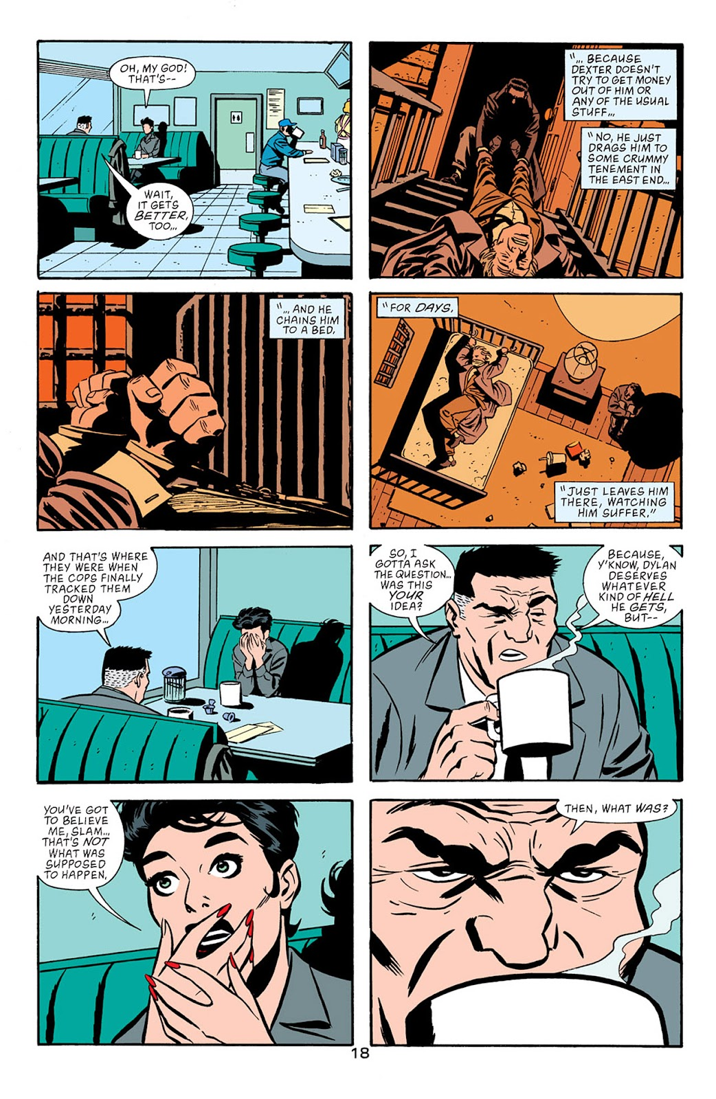Catwoman (2002) Issue #5 #5 - English 19