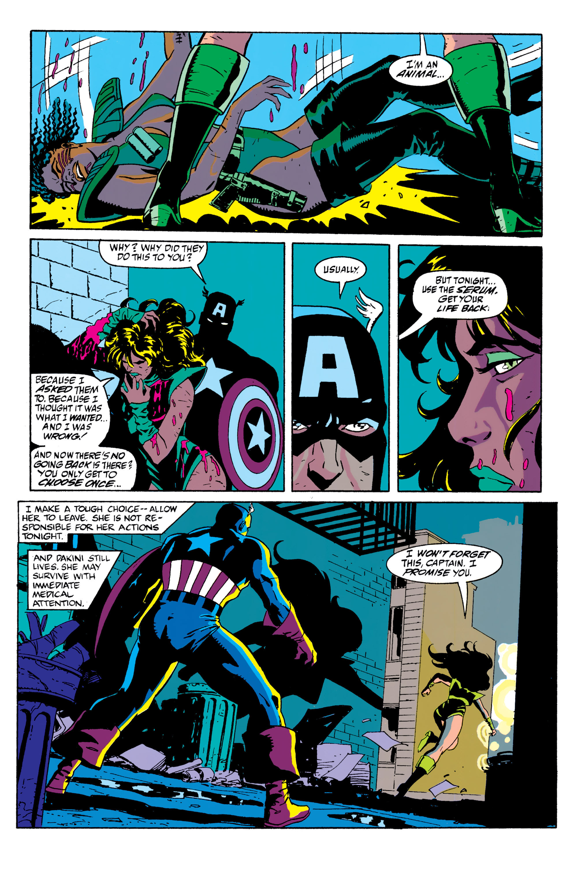 Read online Captain America (1968) comic -  Issue # _Annual 10 - 25