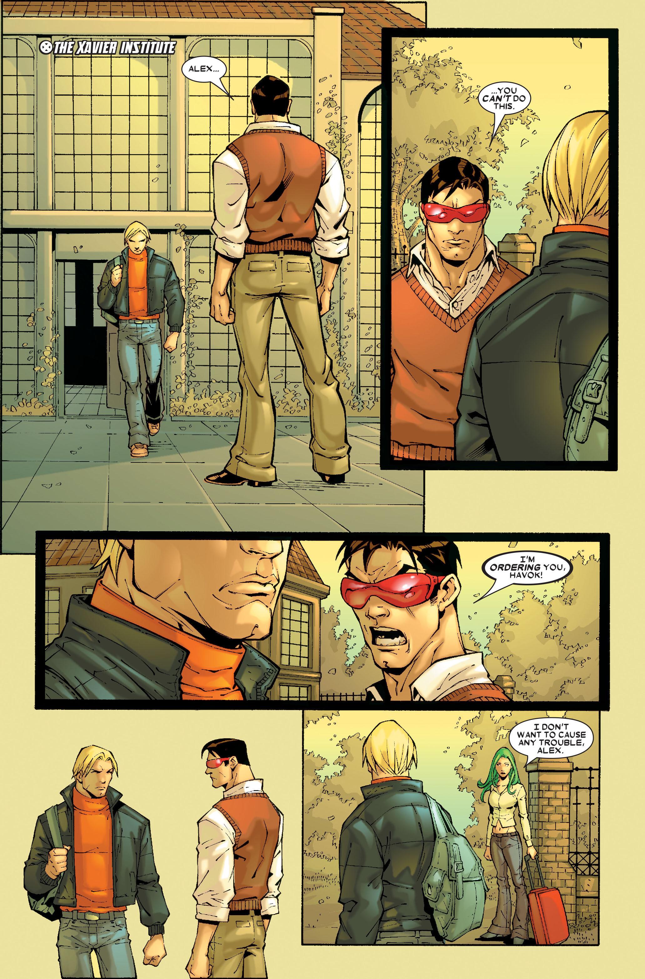 X-Men (1991) 180 Page 1