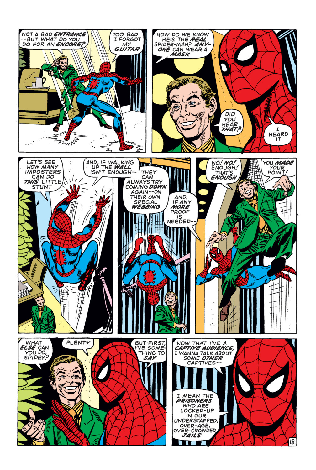 The Amazing Spider-Man (1963) 99 Page 17