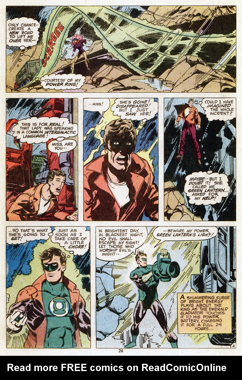 Read online Adventure Comics (1938) comic -  Issue #459 - 26