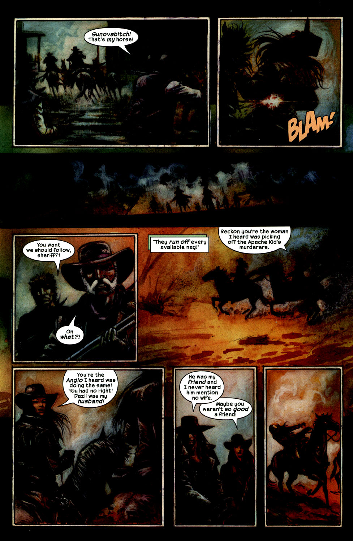 Read online Apache Skies comic -  Issue #2 - 12