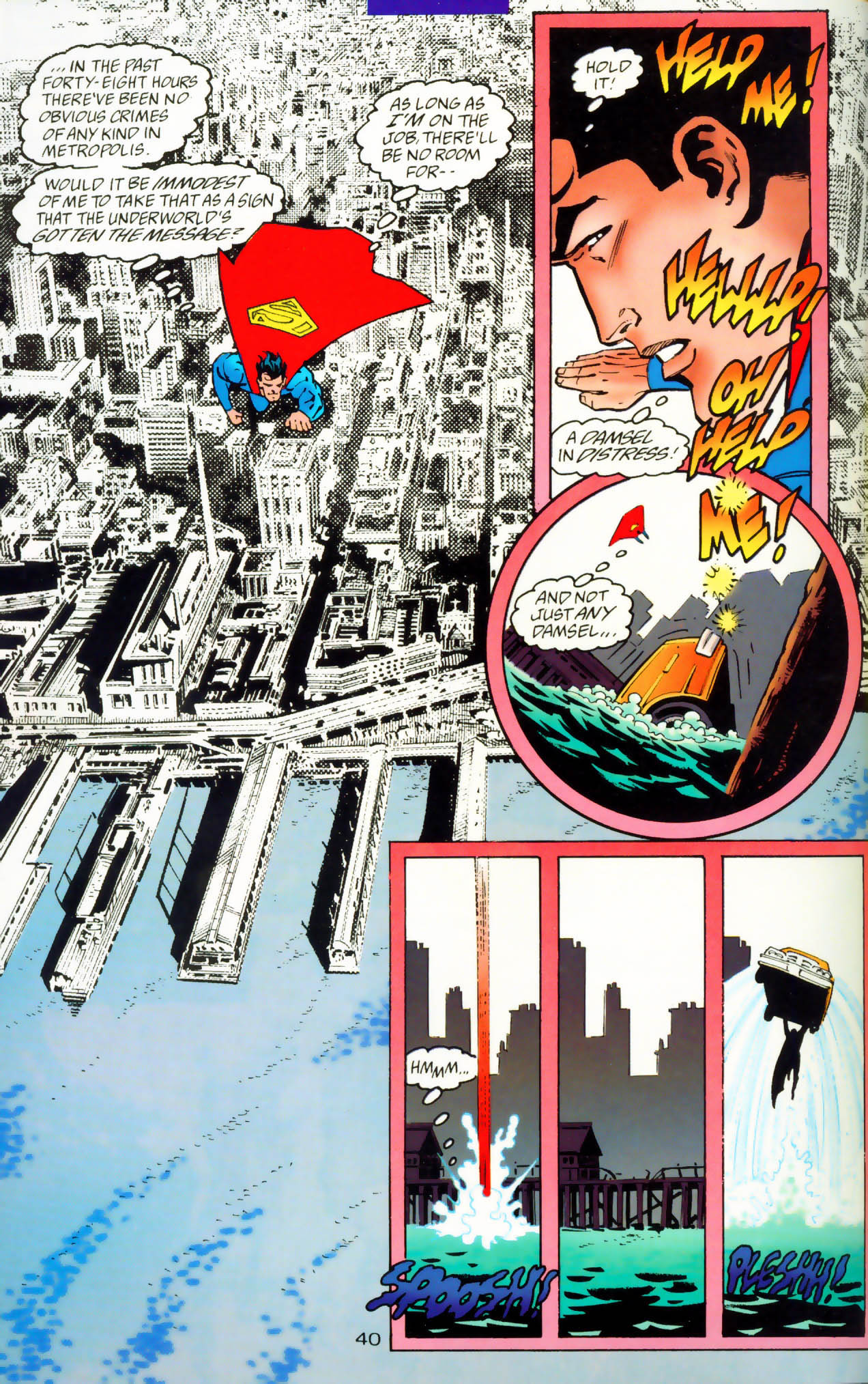 Read online Adventures of Superman (1987) comic -  Issue #Adventures of Superman (1987) _Annual 7 - 41