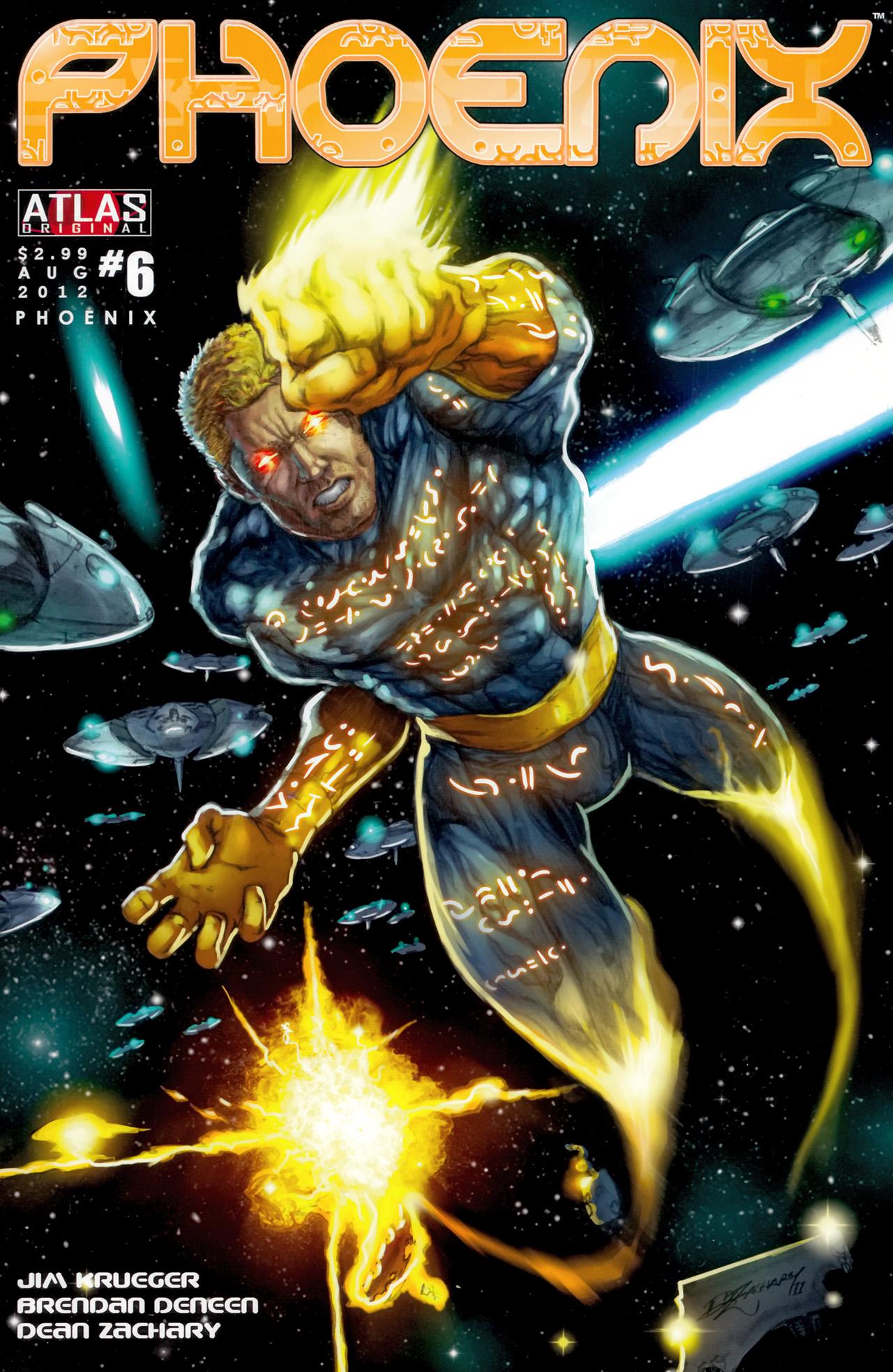 Read online Phoenix comic -  Issue #6 - 1