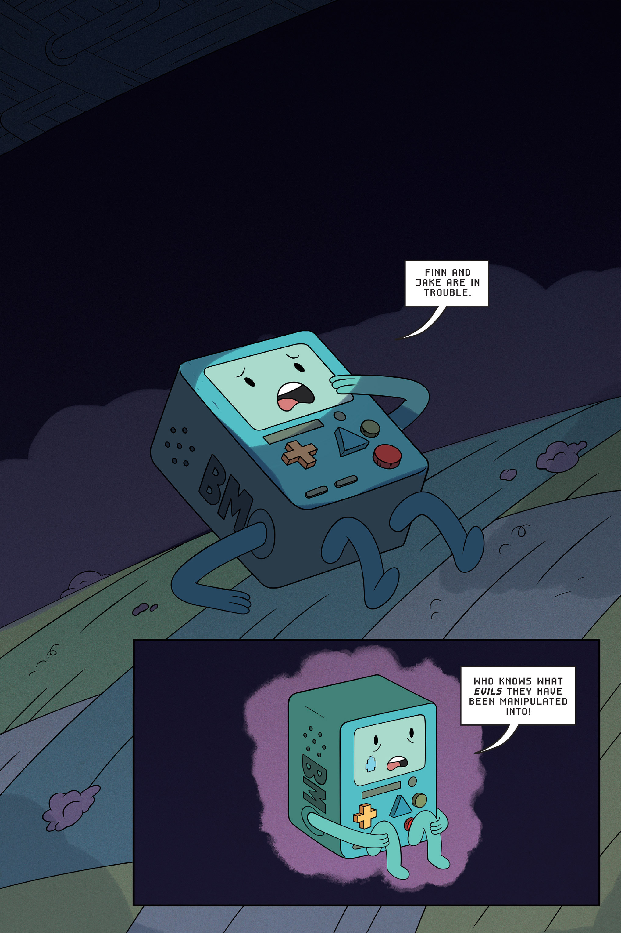 Read online Adventure Time comic -  Issue #Adventure Time _TPB 7 - 33