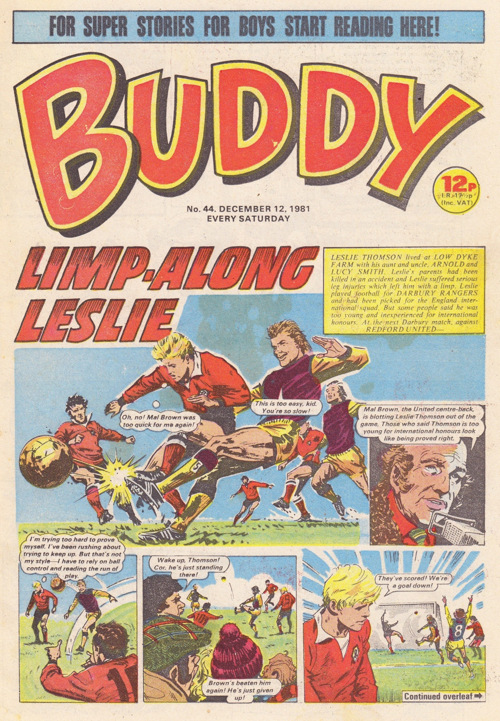 Buddy issue 44 - Page 1