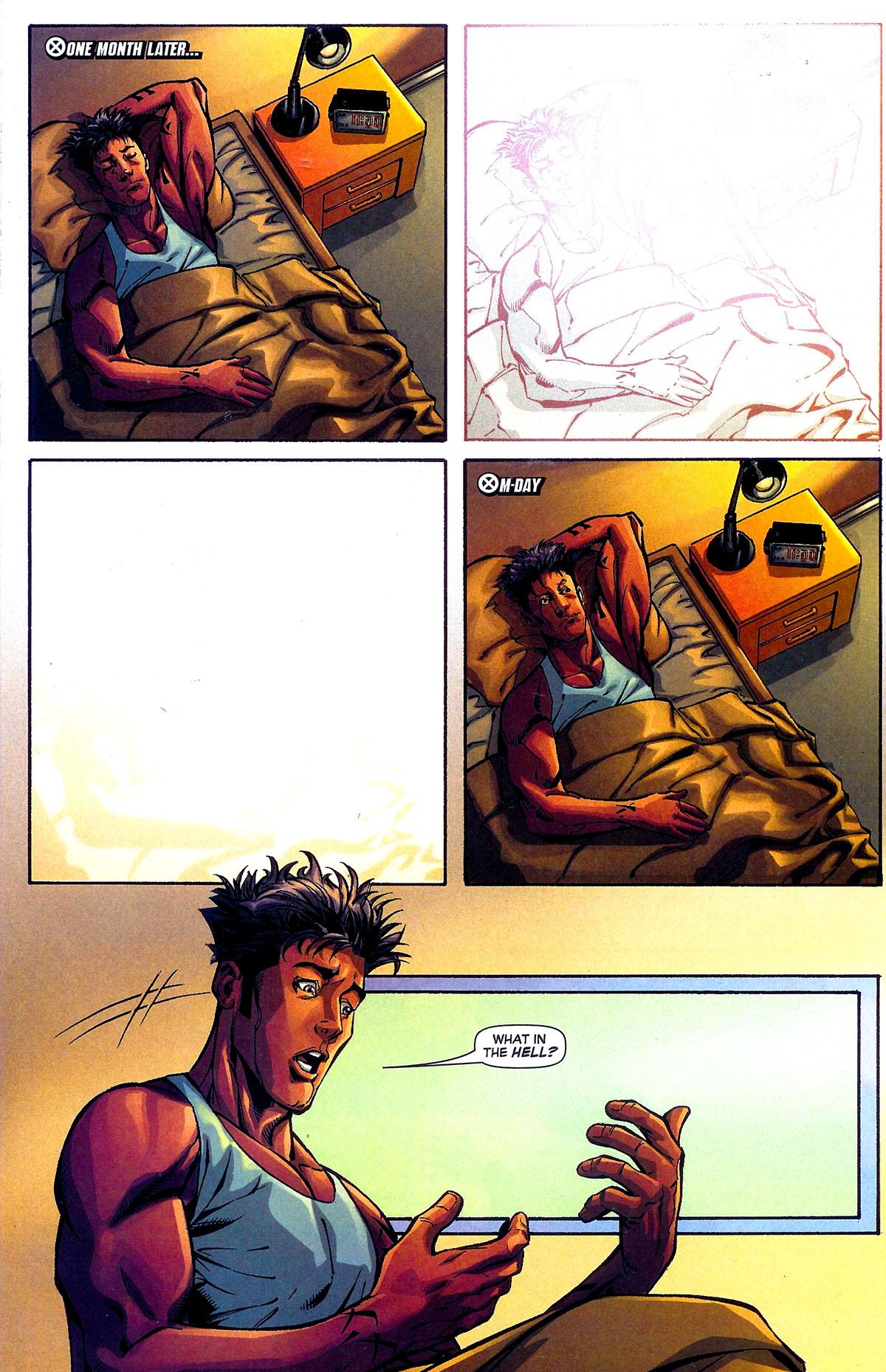 Read online Sentinel Squad O*N*E comic -  Issue #5 - 19