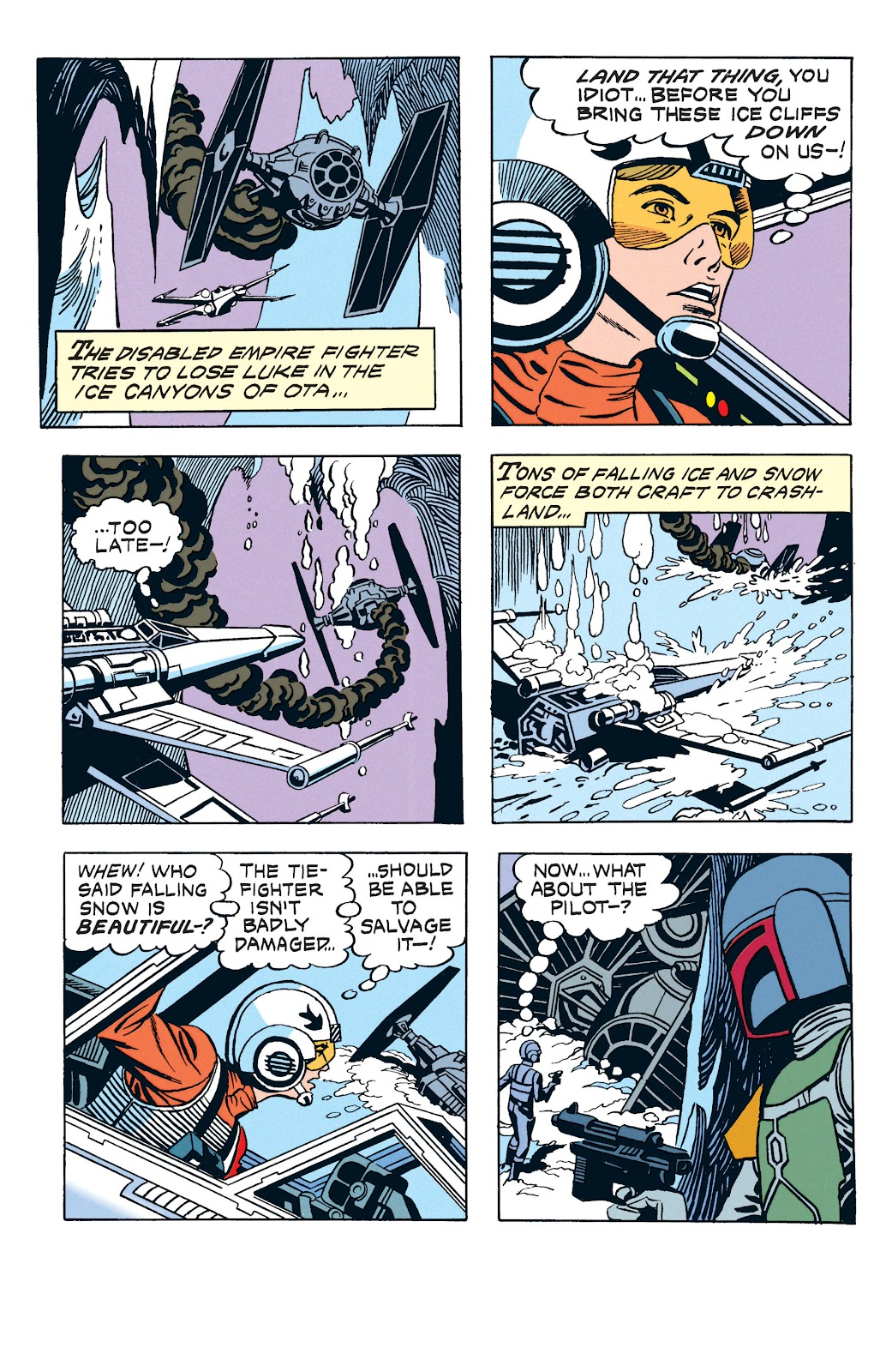 Read online Star Wars Legends: The Newspaper Strips - Epic Collection comic -  Issue # TPB (Part 3) - 59