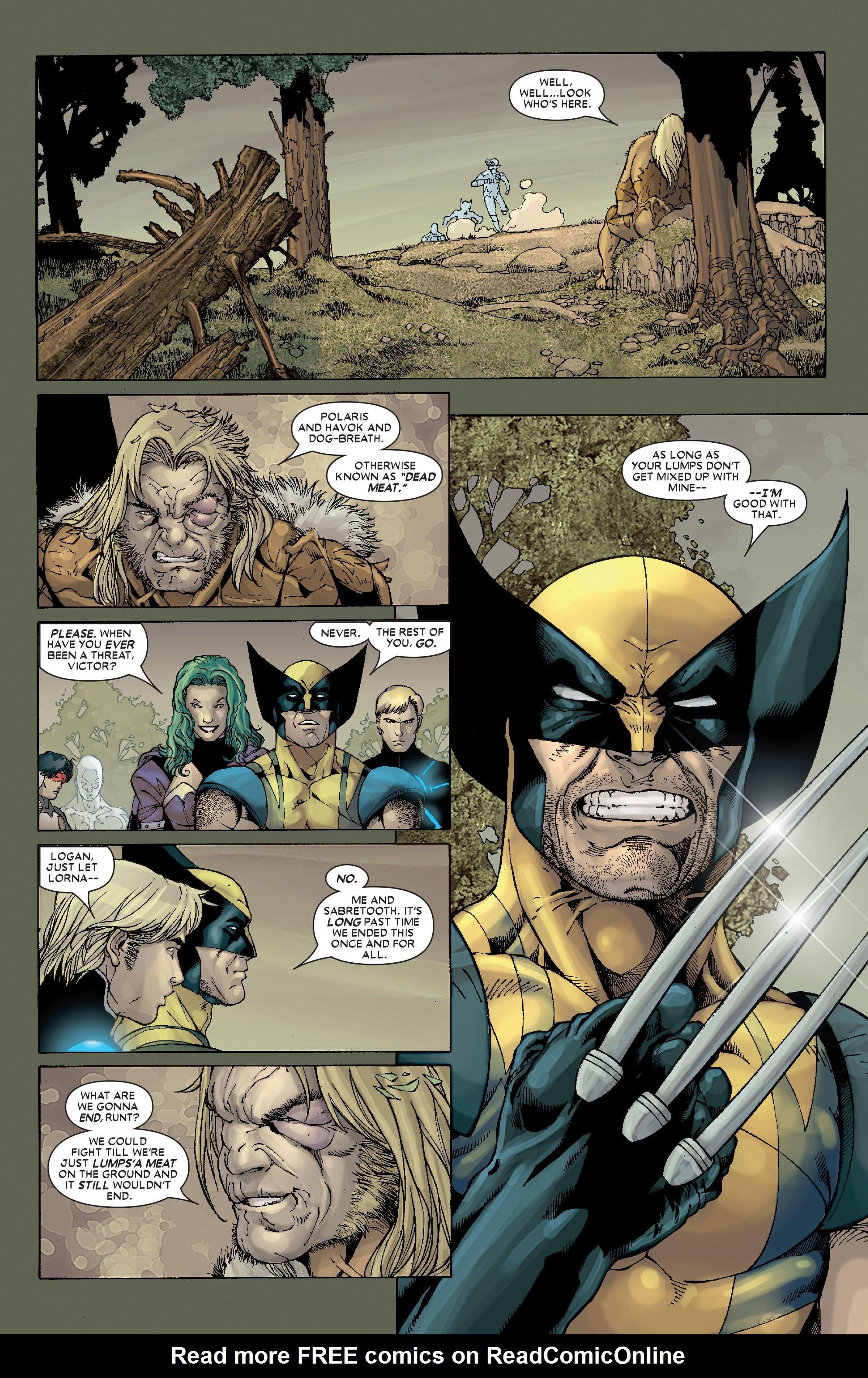 X-Men (1991) 164 Page 5