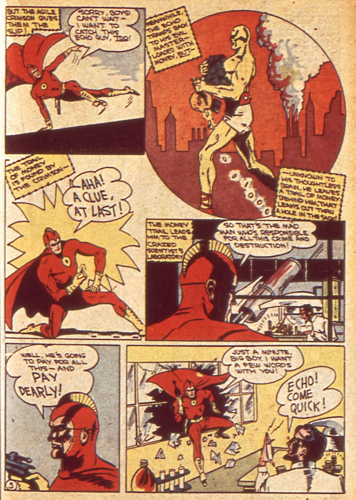 Read online Detective Comics (1937) comic -  Issue #49 - 29