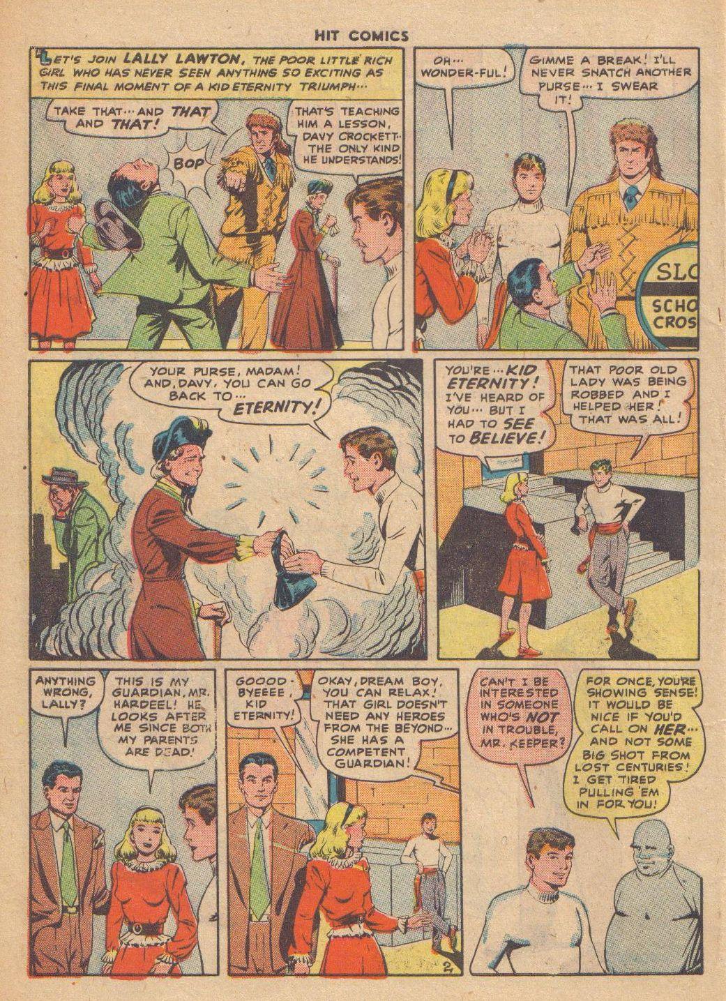 Read online Hit Comics comic -  Issue #46 - 4