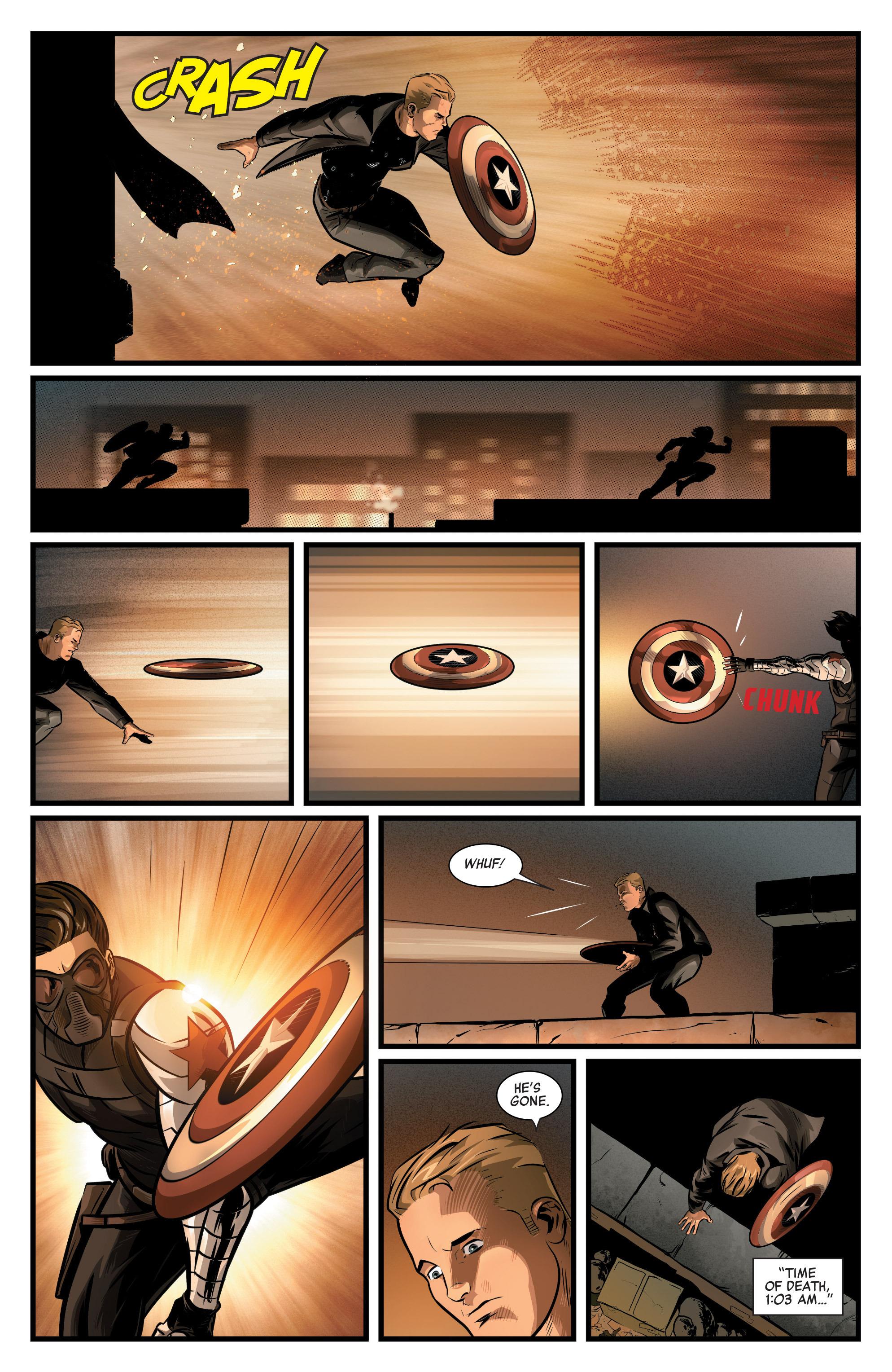 Read online Captain America: Civil War Prelude comic -  Issue #3 - 13