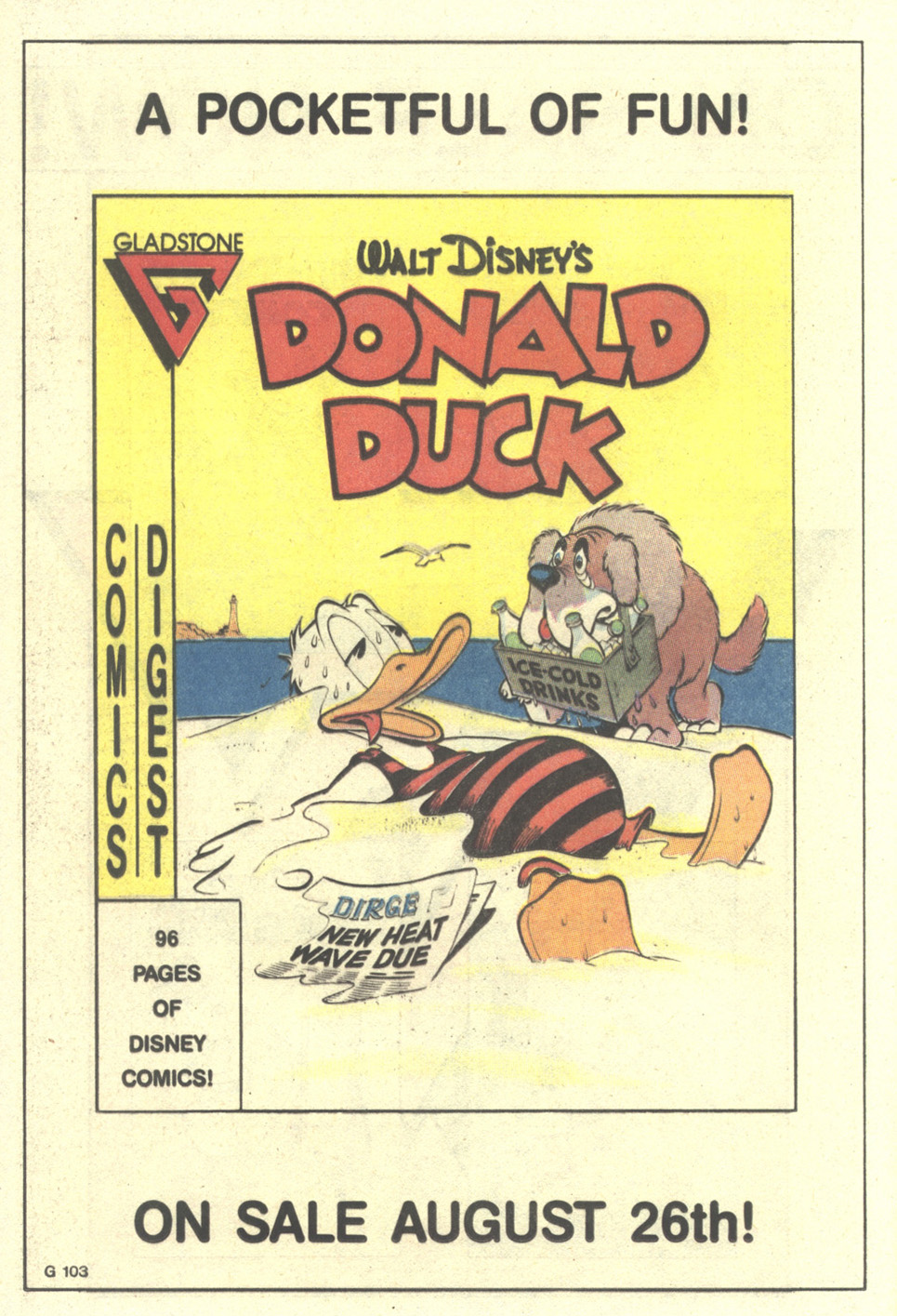 Walt Disney's Donald Duck (1986) issue 247 - Page 24