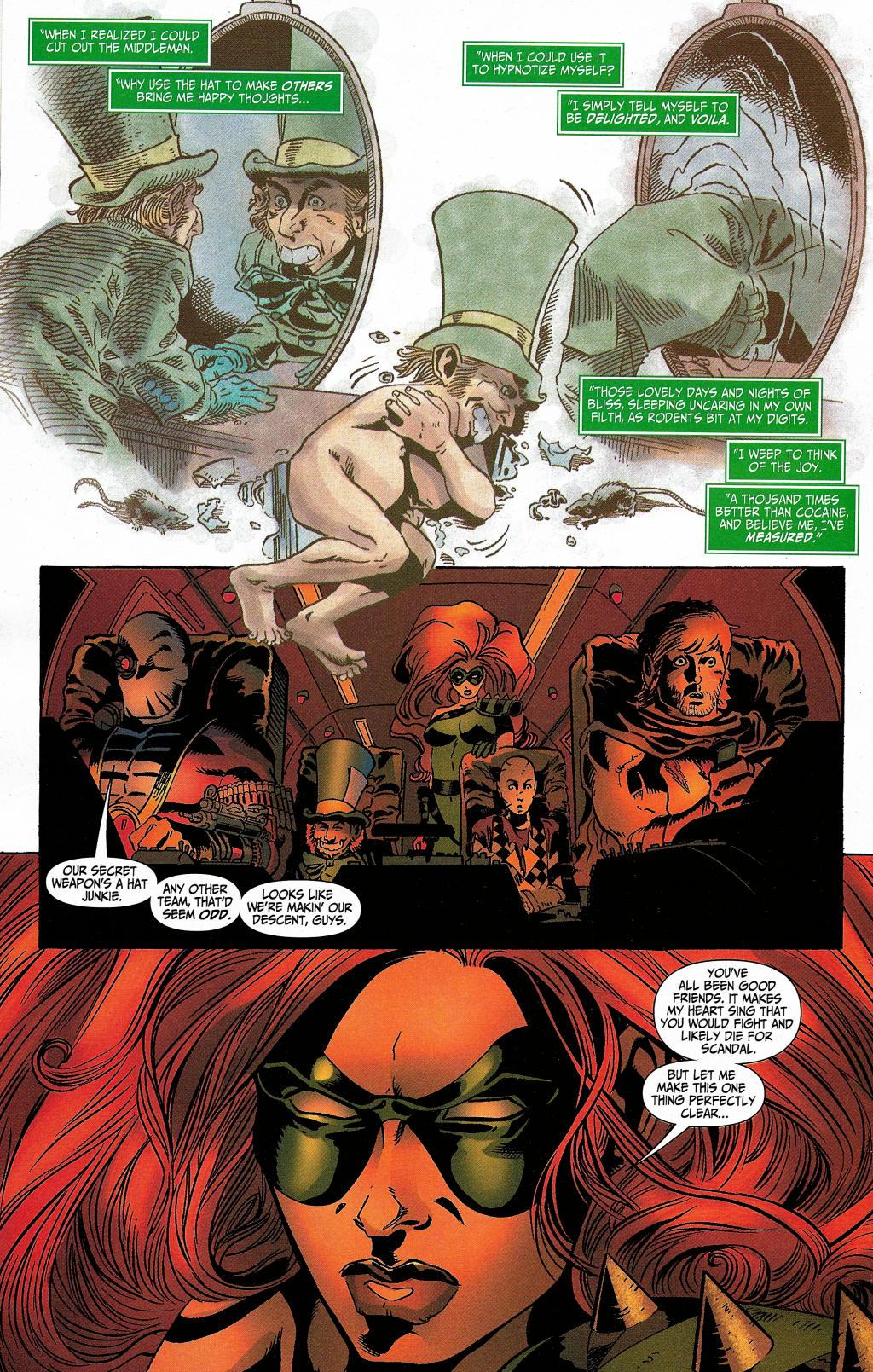 Read online Secret Six (2006) comic -  Issue #5 - 27