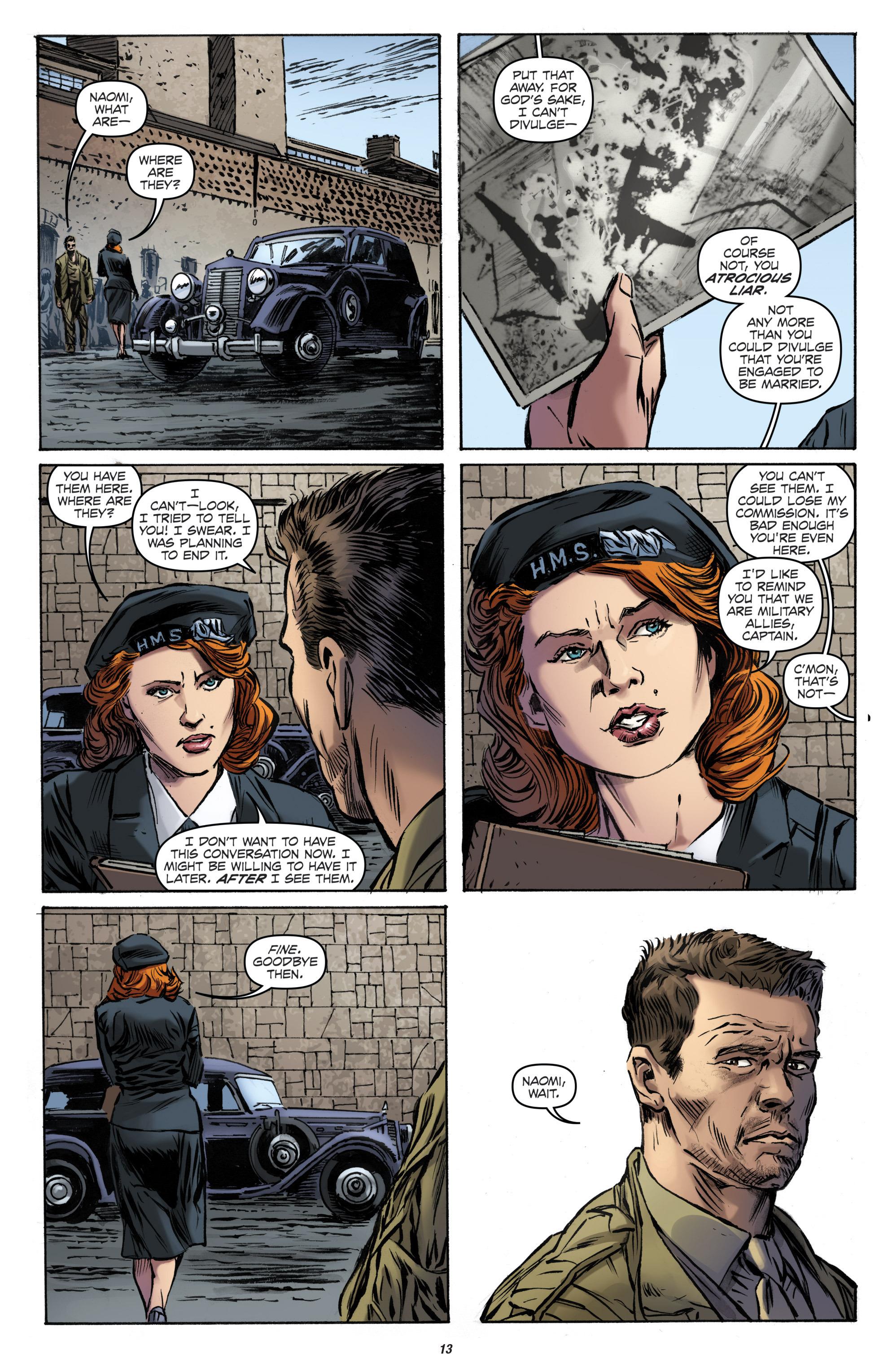 Read online Archangel (2016) comic -  Issue #1 - 15