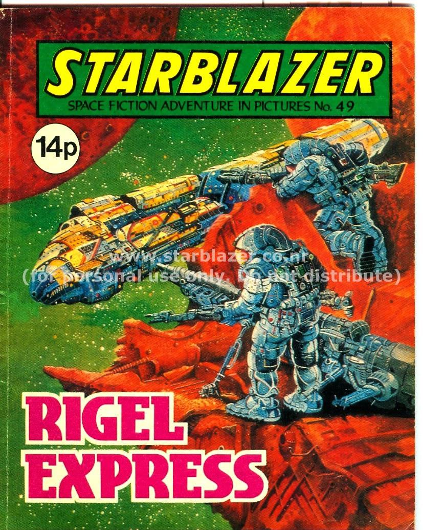 Starblazer issue 49 - Page 1