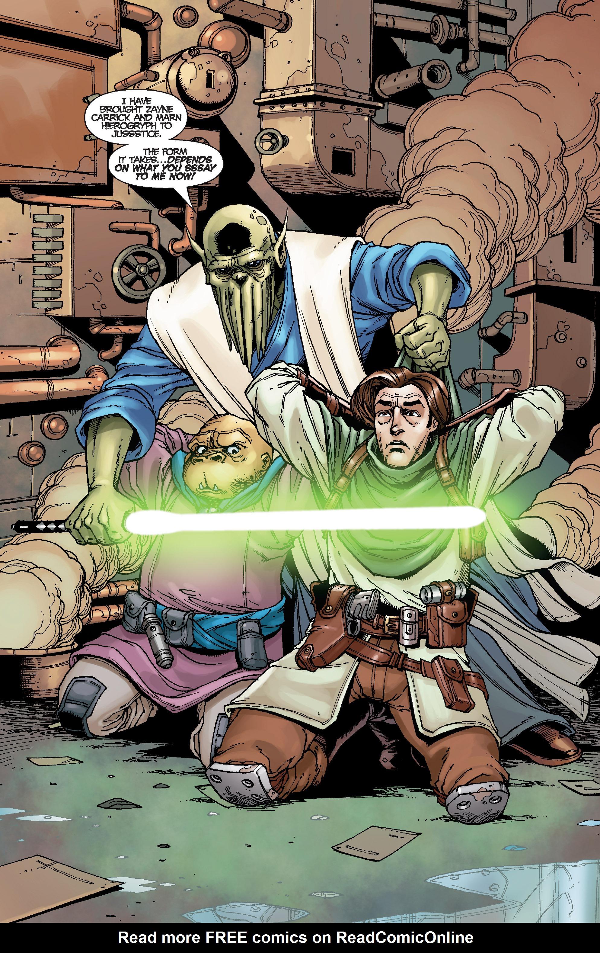 Read online Star Wars Omnibus comic -  Issue # Vol. 32 - 302