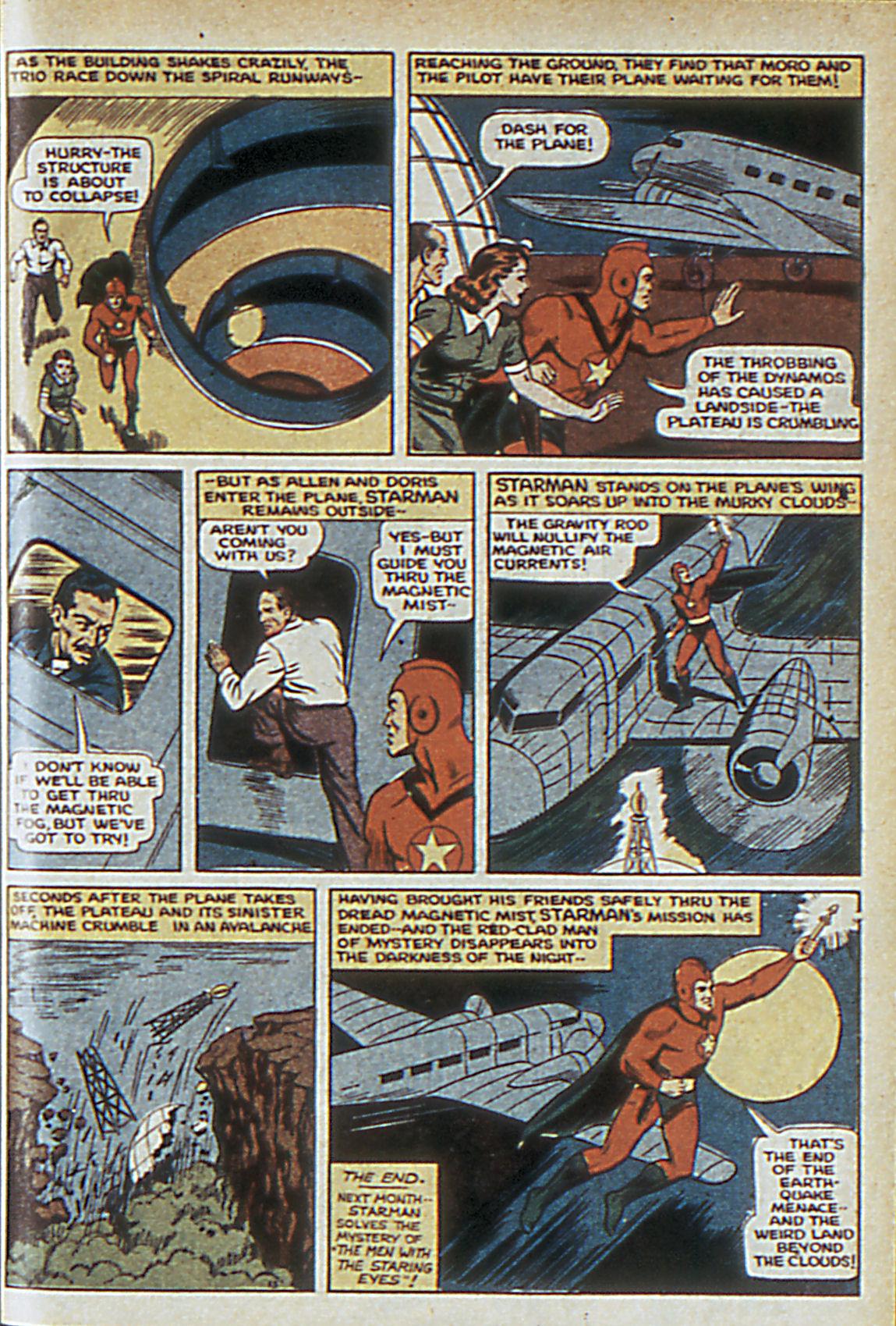 Read online Adventure Comics (1938) comic -  Issue #63 - 16