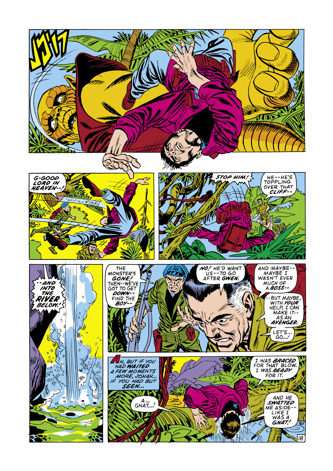 The Amazing Spider-Man (1963) 103 Page 18