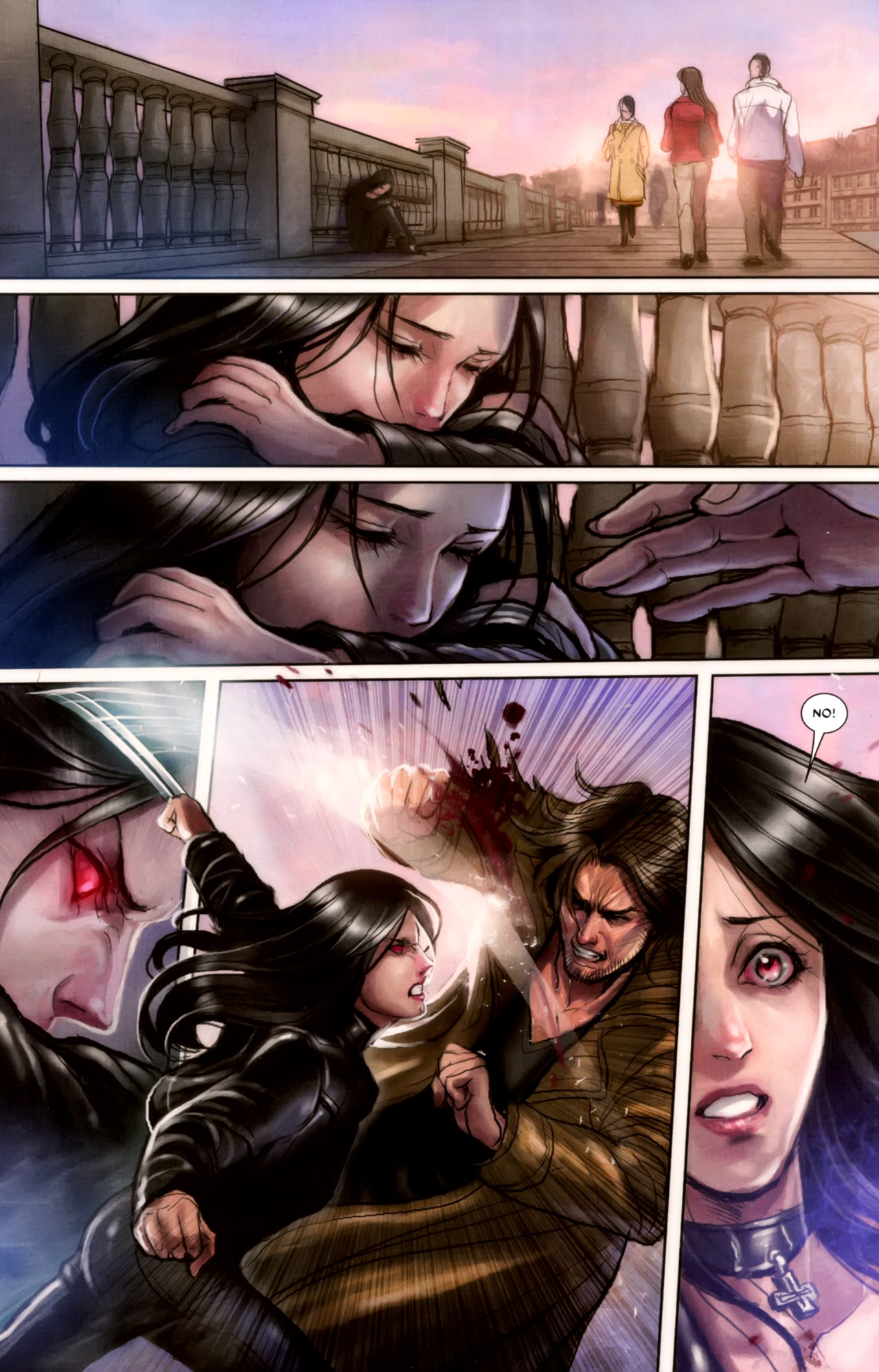Read online X-23 (2010) comic -  Issue #10 - 8
