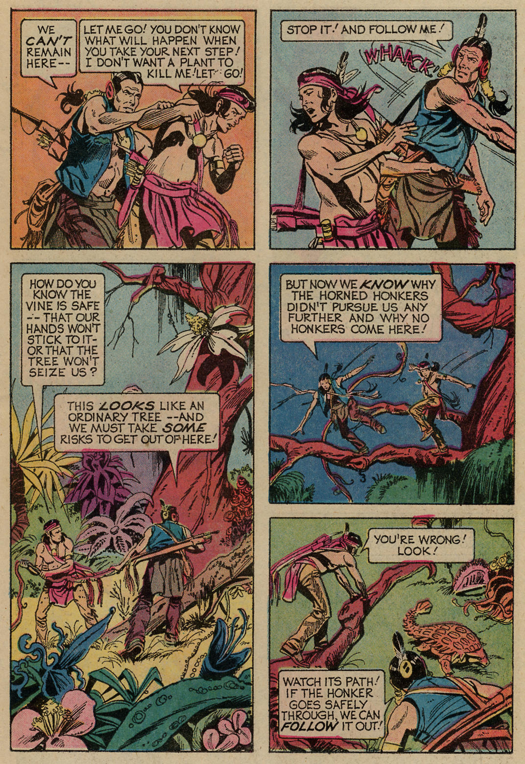 Read online Turok, Son of Stone comic -  Issue #98 - 9