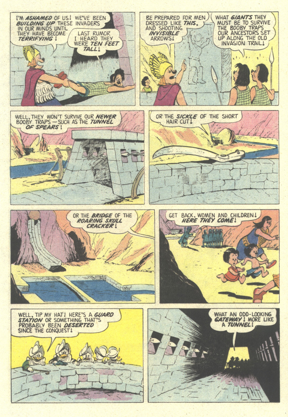 Read online Uncle Scrooge (1953) comic -  Issue #211 - 13