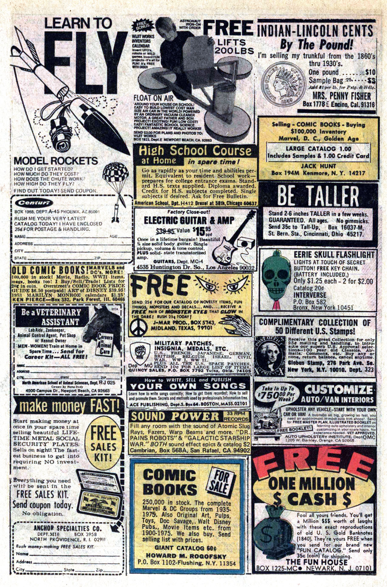Read online Amazing Adventures (1970) comic -  Issue #30 - 26