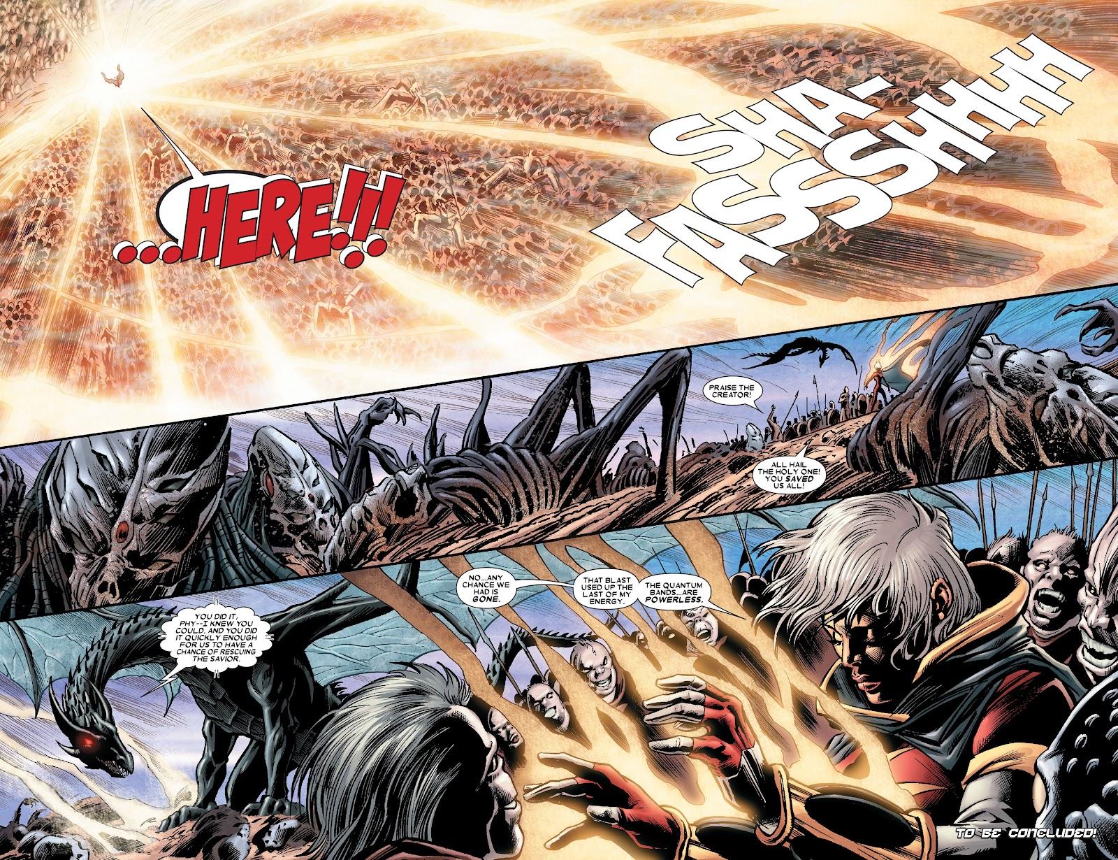 Annihilation: Conquest - Quasar issue 3 - Page 21