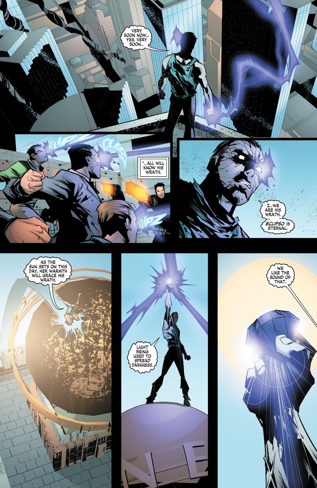 Read online Smallville Season 11 [II] comic -  Issue # TPB 8 - 135